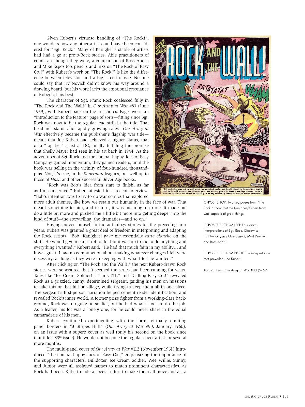 Read online The Art of Joe Kubert comic -  Issue # TPB (Part 2) - 51