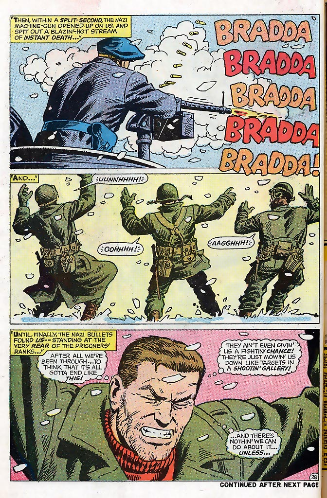 Read online Sgt. Fury comic -  Issue # _Special 4 - 34
