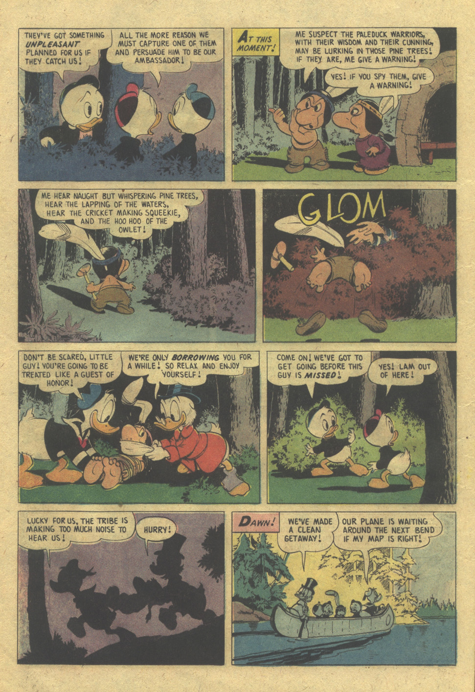 Read online Uncle Scrooge (1953) comic -  Issue #112 - 16