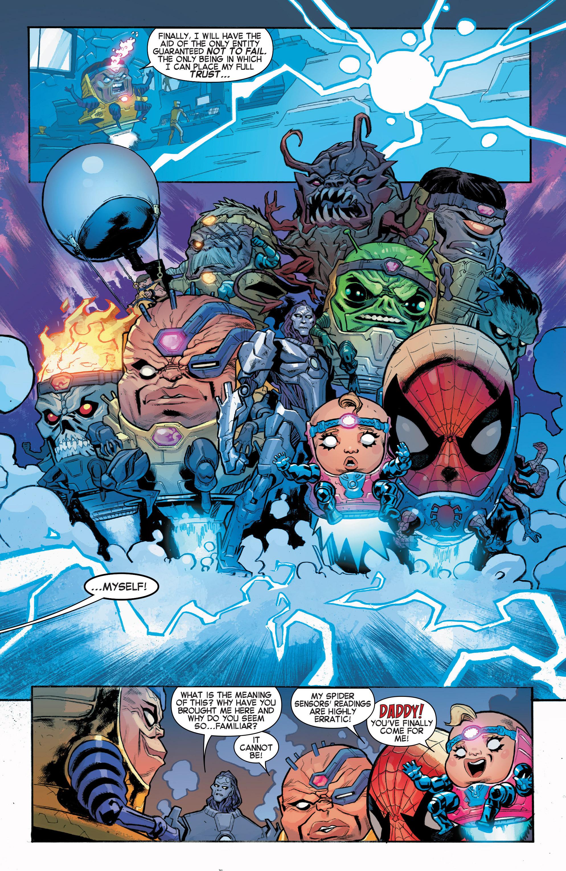 Read online Secret Wars: Battleworld comic -  Issue #1 - 13