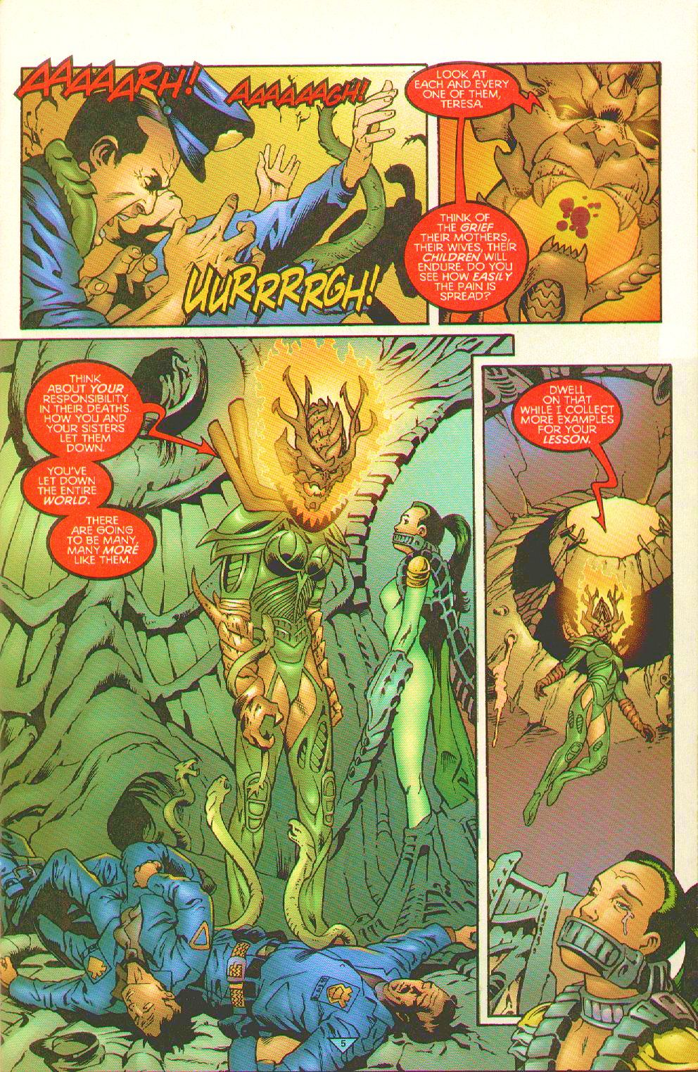 Read online Trinity Angels comic -  Issue #12 - 5