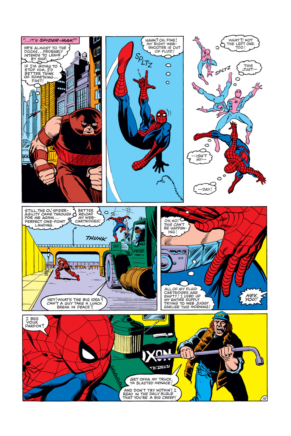 The Amazing Spider-Man (1963) 230 Page 10