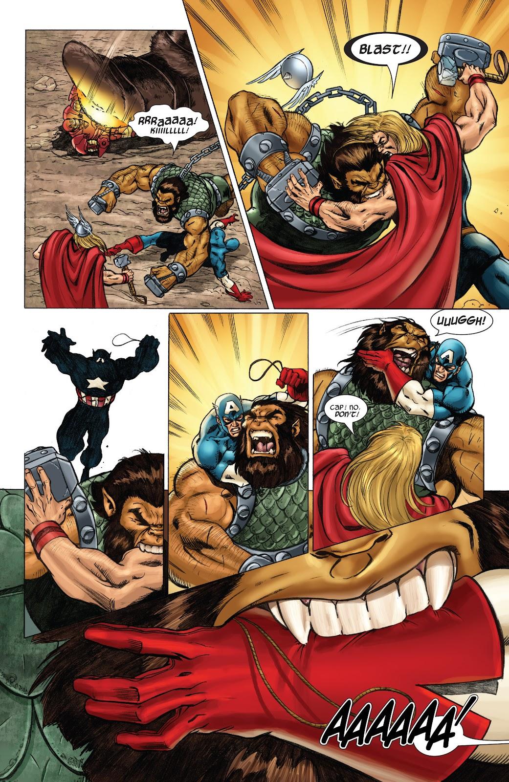 Read online Thor: Ragnaroks comic -  Issue # TPB (Part 2) - 60