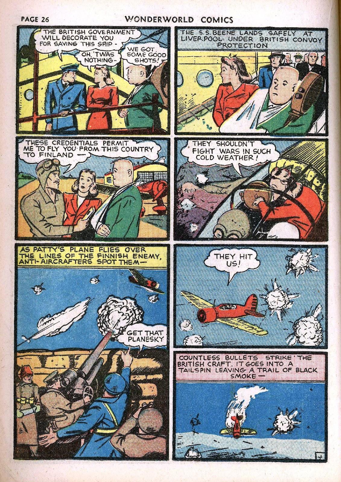 Wonderworld Comics issue 14 - Page 28