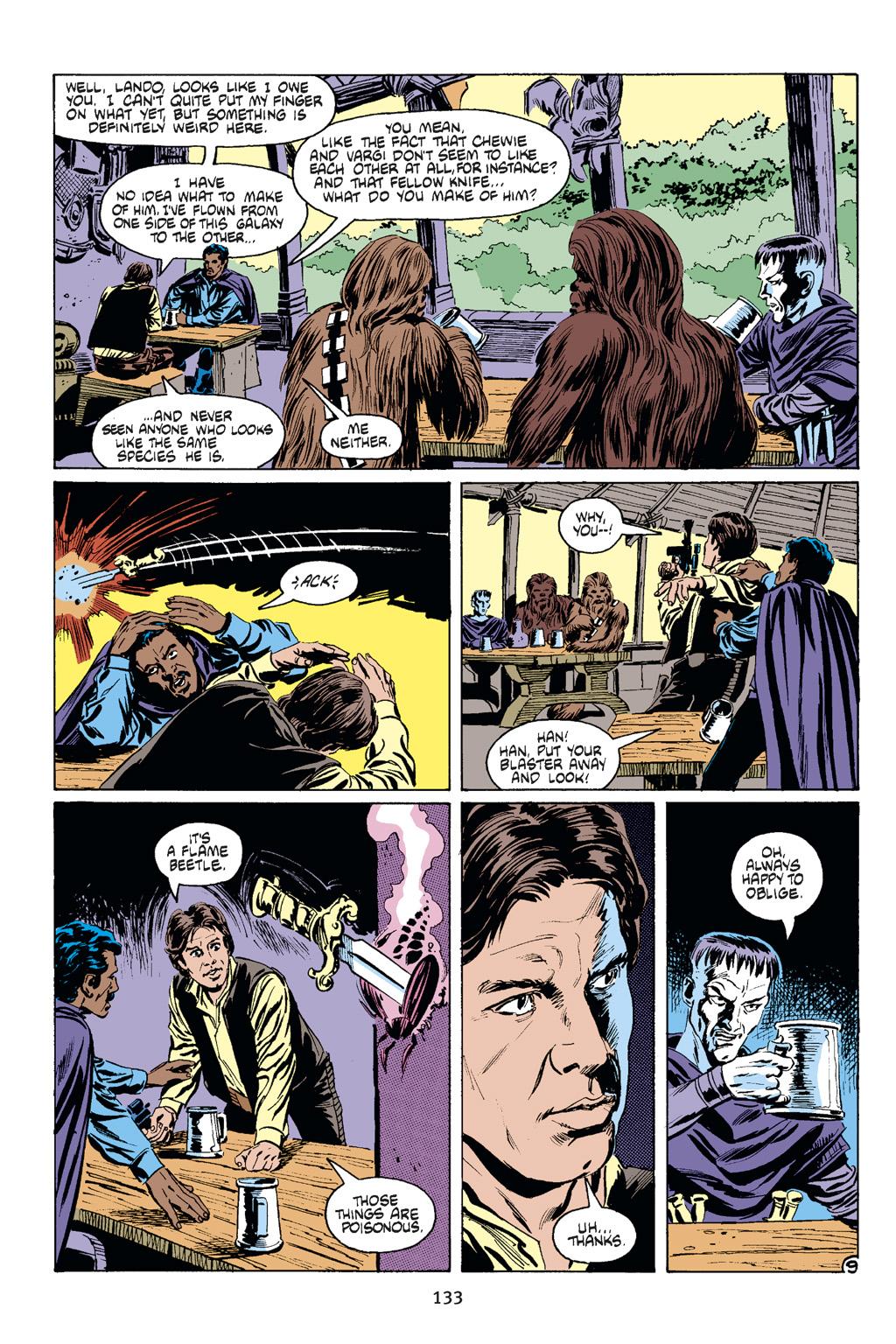 Read online Star Wars Omnibus comic -  Issue # Vol. 21 - 127