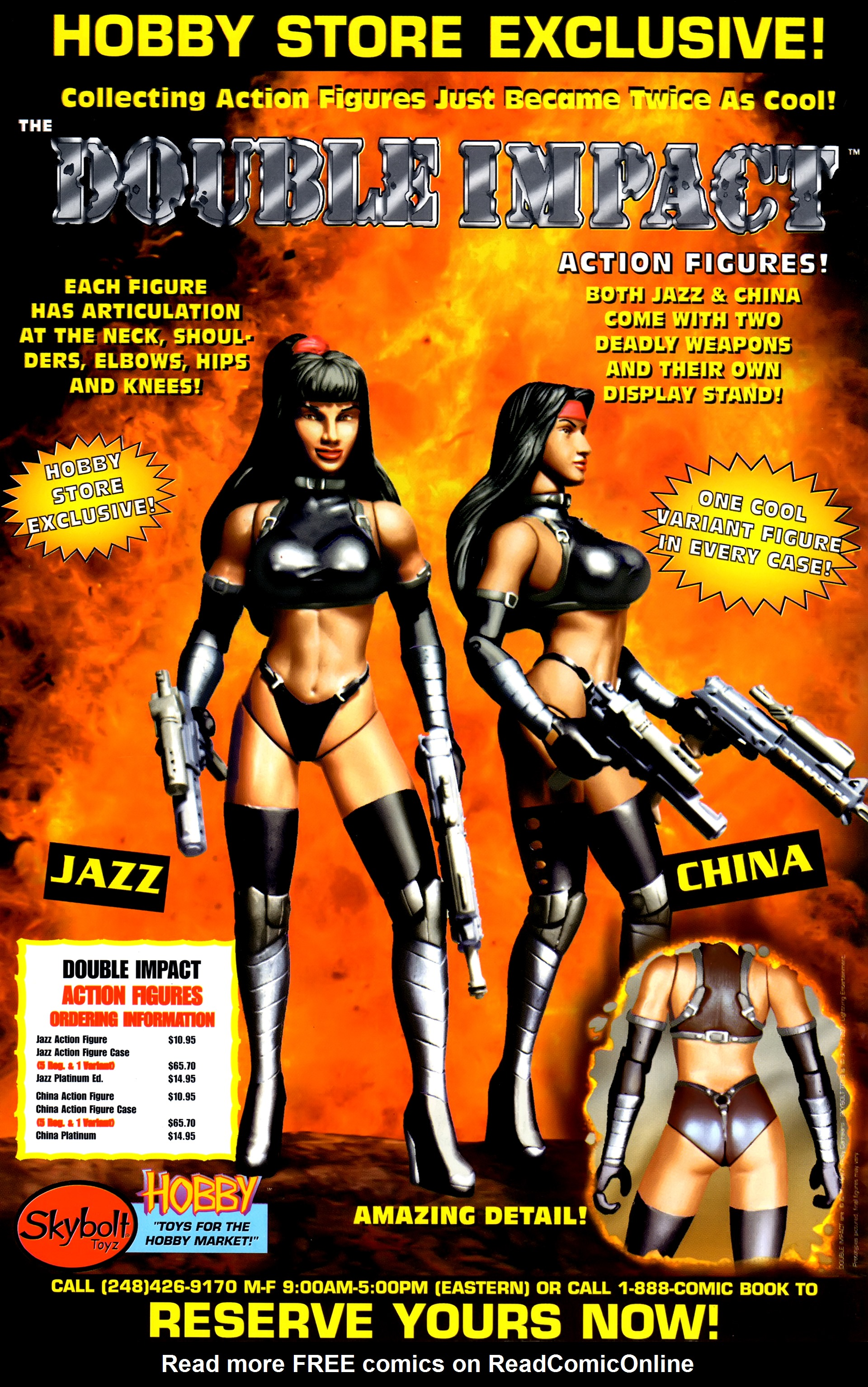 Read online DeathAngel comic -  Issue # Full - 27