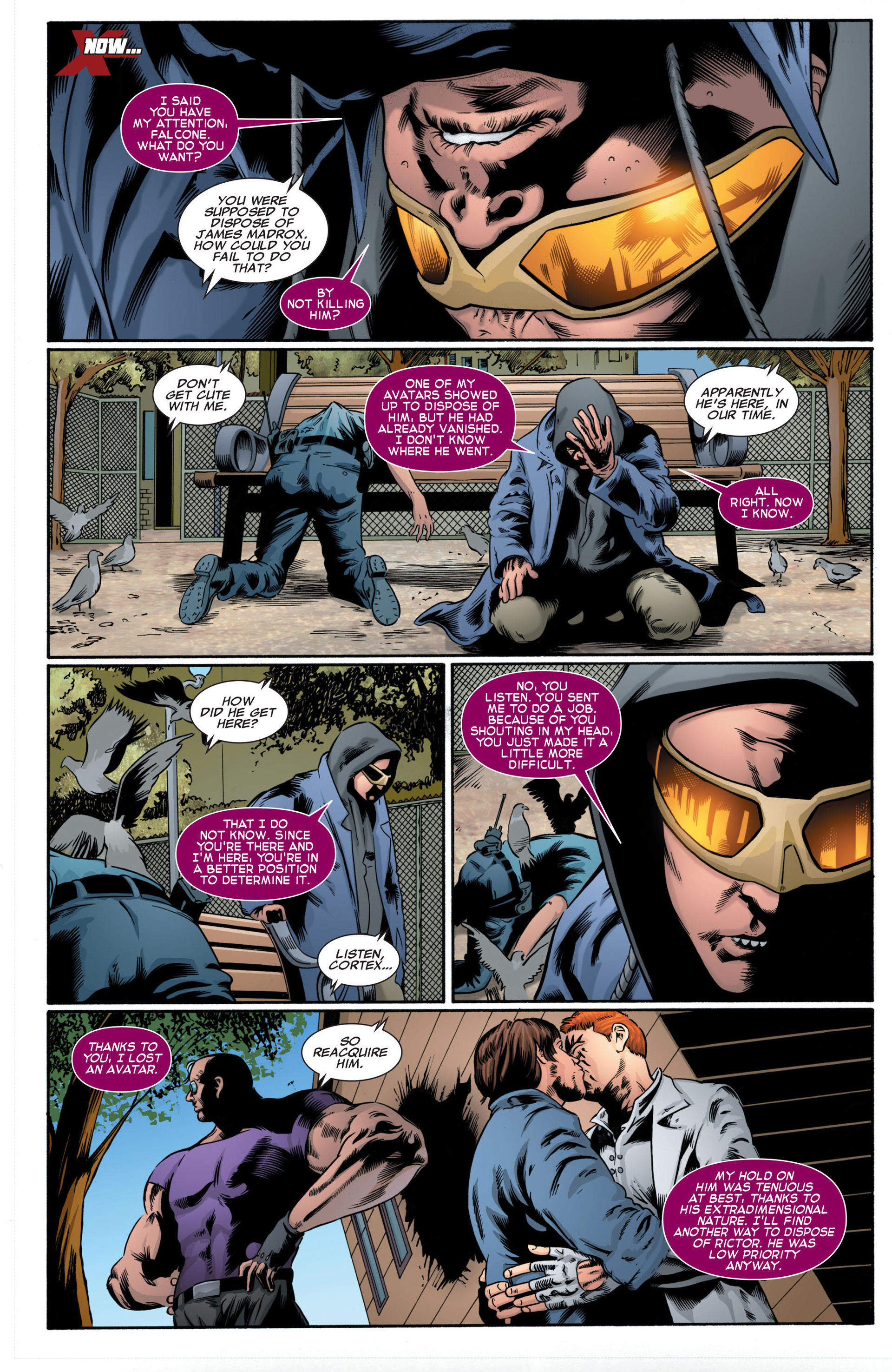 Read online X-Factor (2006) comic -  Issue #46 - 3