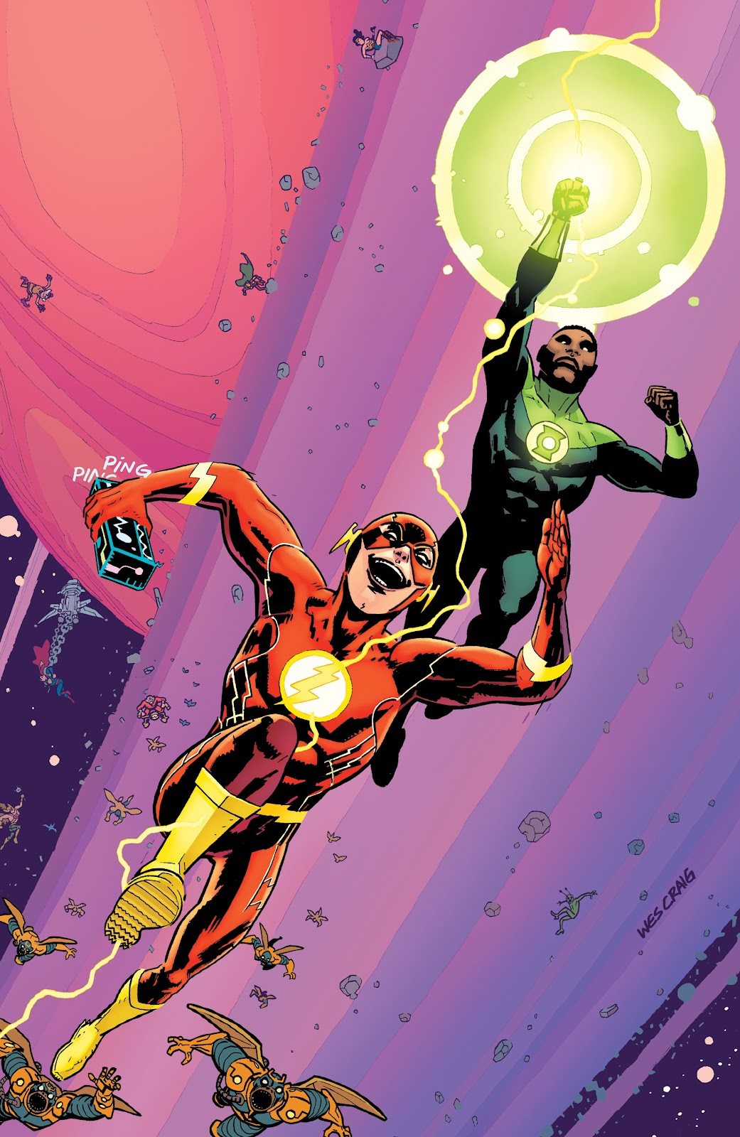 Read online The Flash (2011) comic -  Issue # _TPB 8 (Part 2) - 112