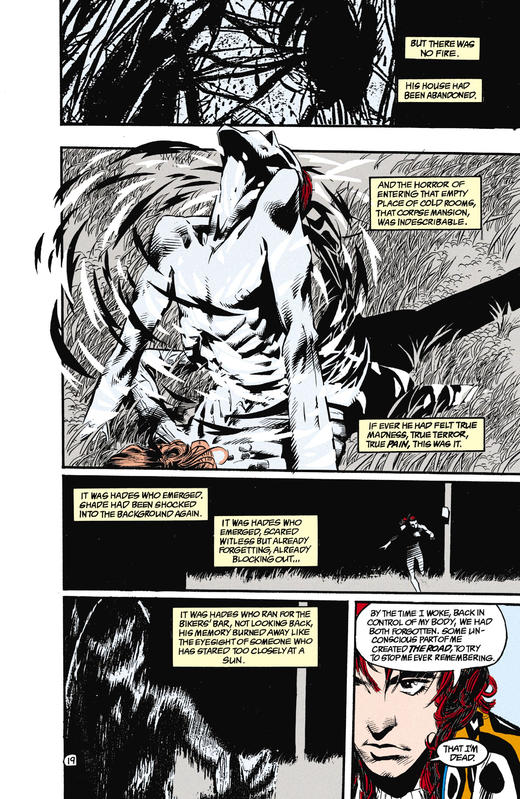 Read online Shade, the Changing Man comic -  Issue #25 - 20