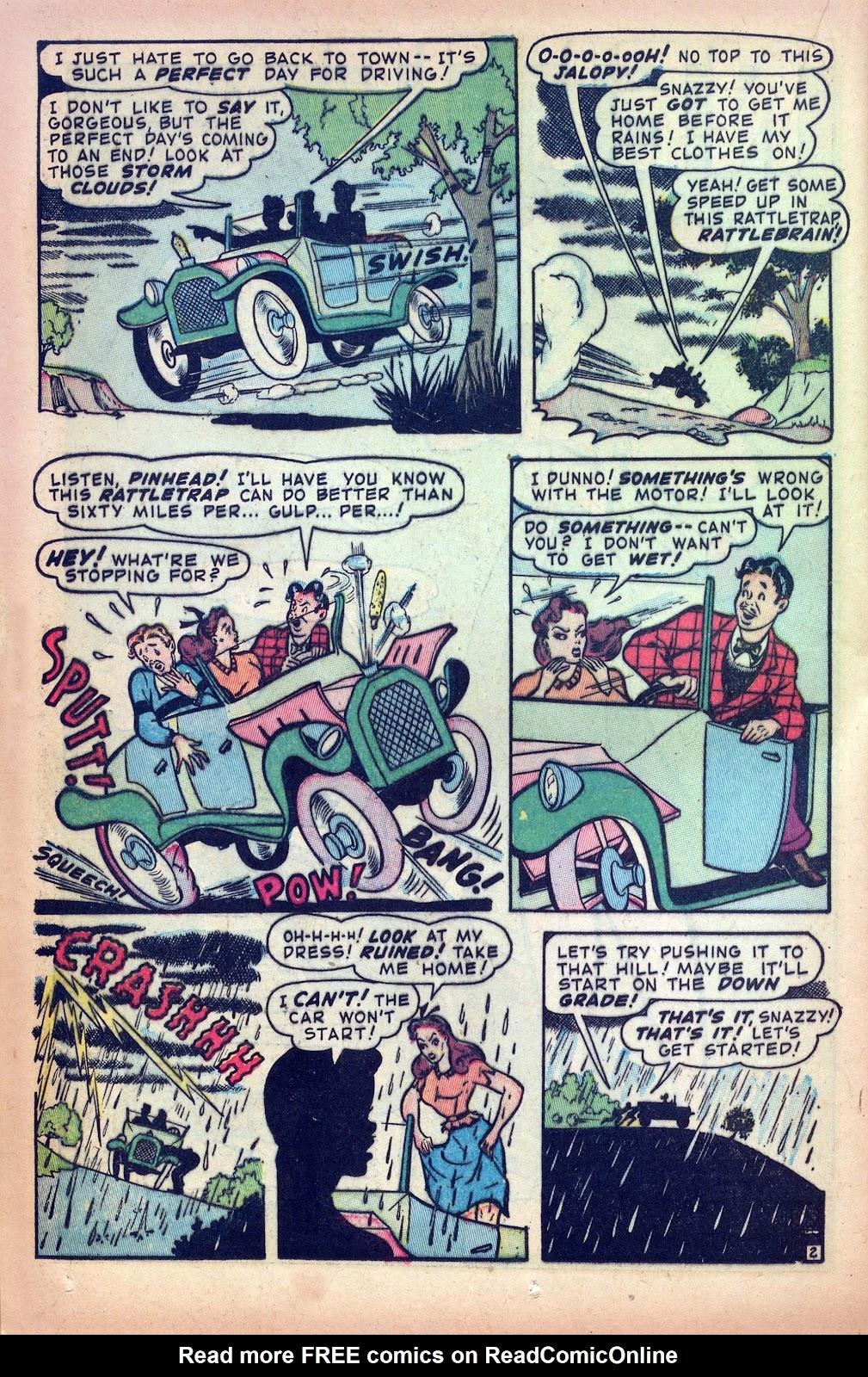 Read online Joker Comics comic -  Issue #28 - 32