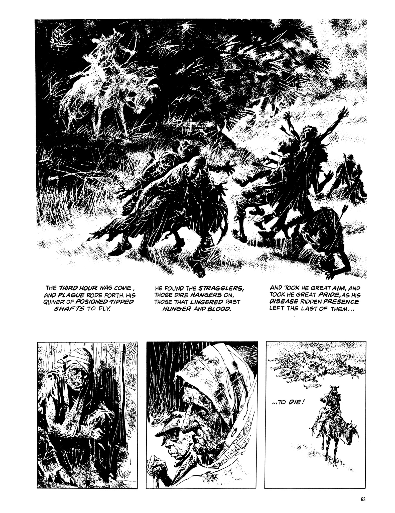Read online Eerie Archives comic -  Issue # TPB 14 - 64