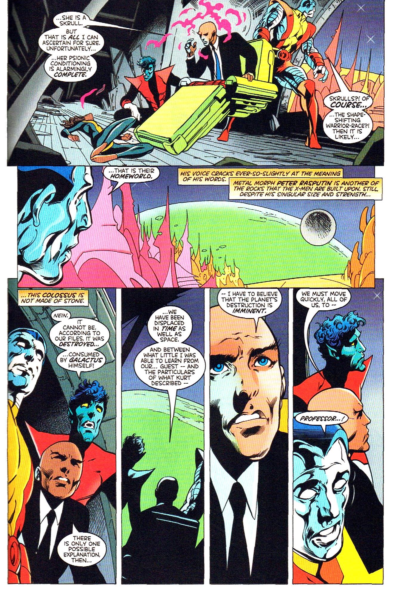 X-Men (1991) 89 Page 39