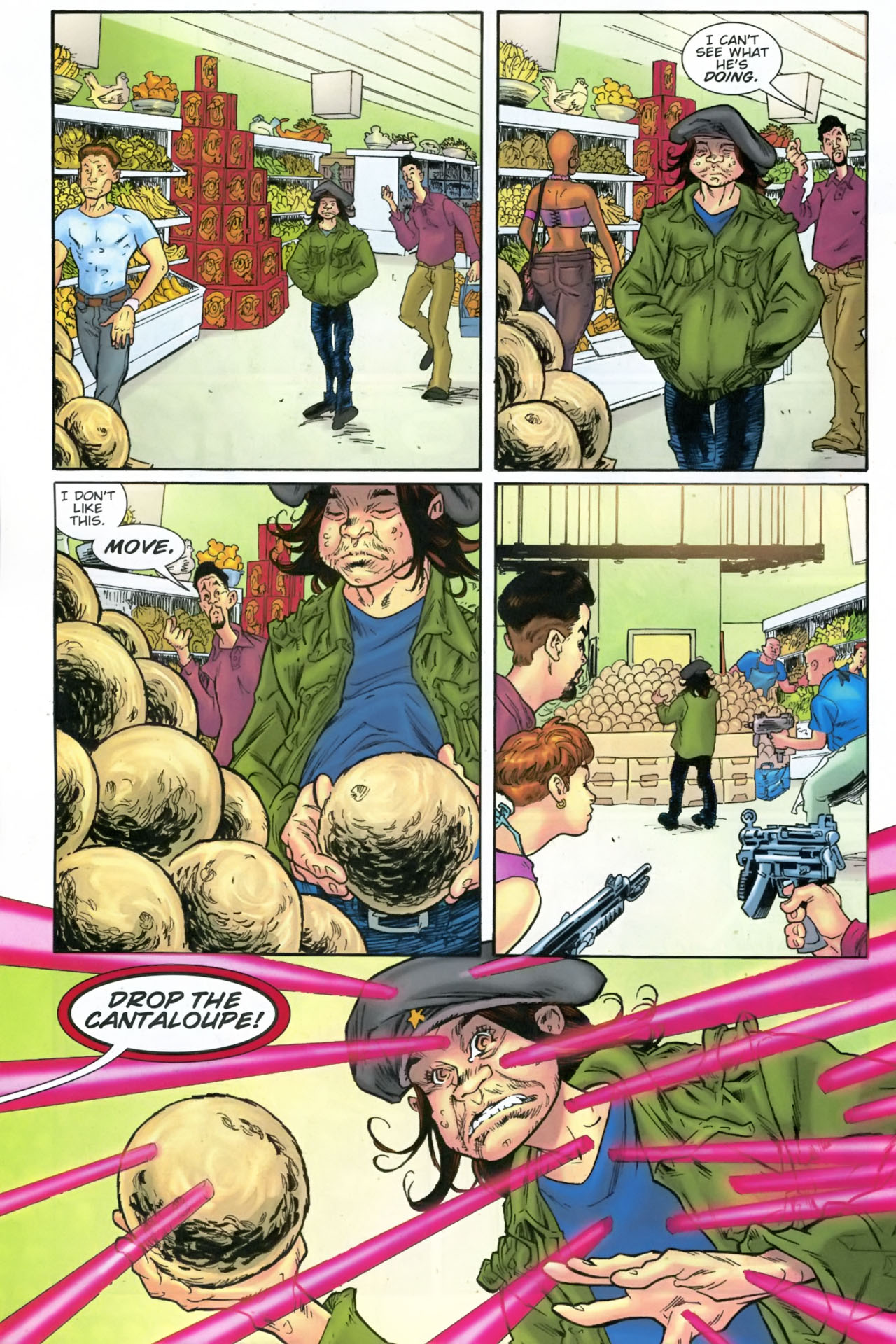 Read online The Exterminators comic -  Issue #27 - 18