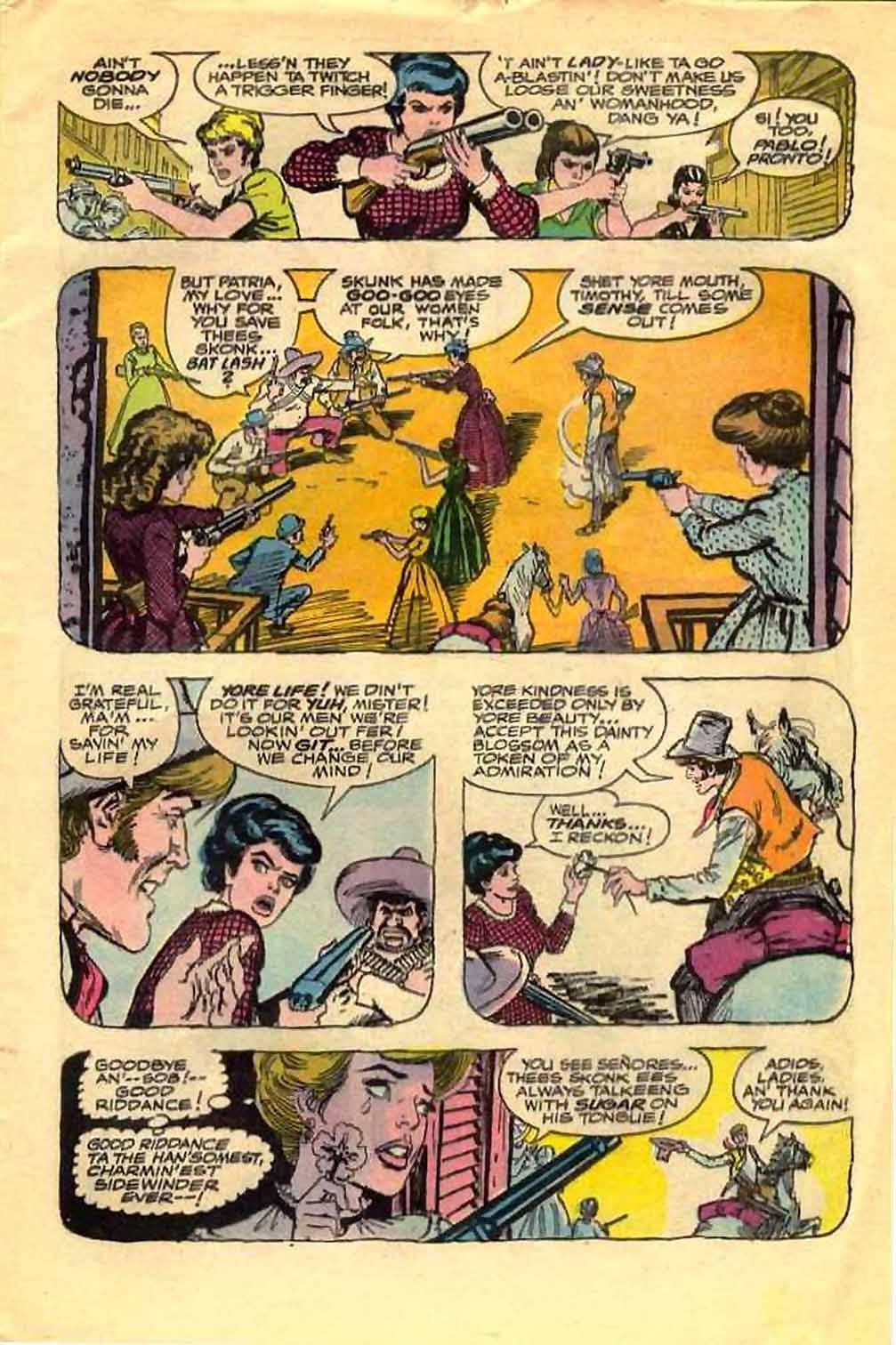 Bat Lash (1968) issue 4 - Page 5