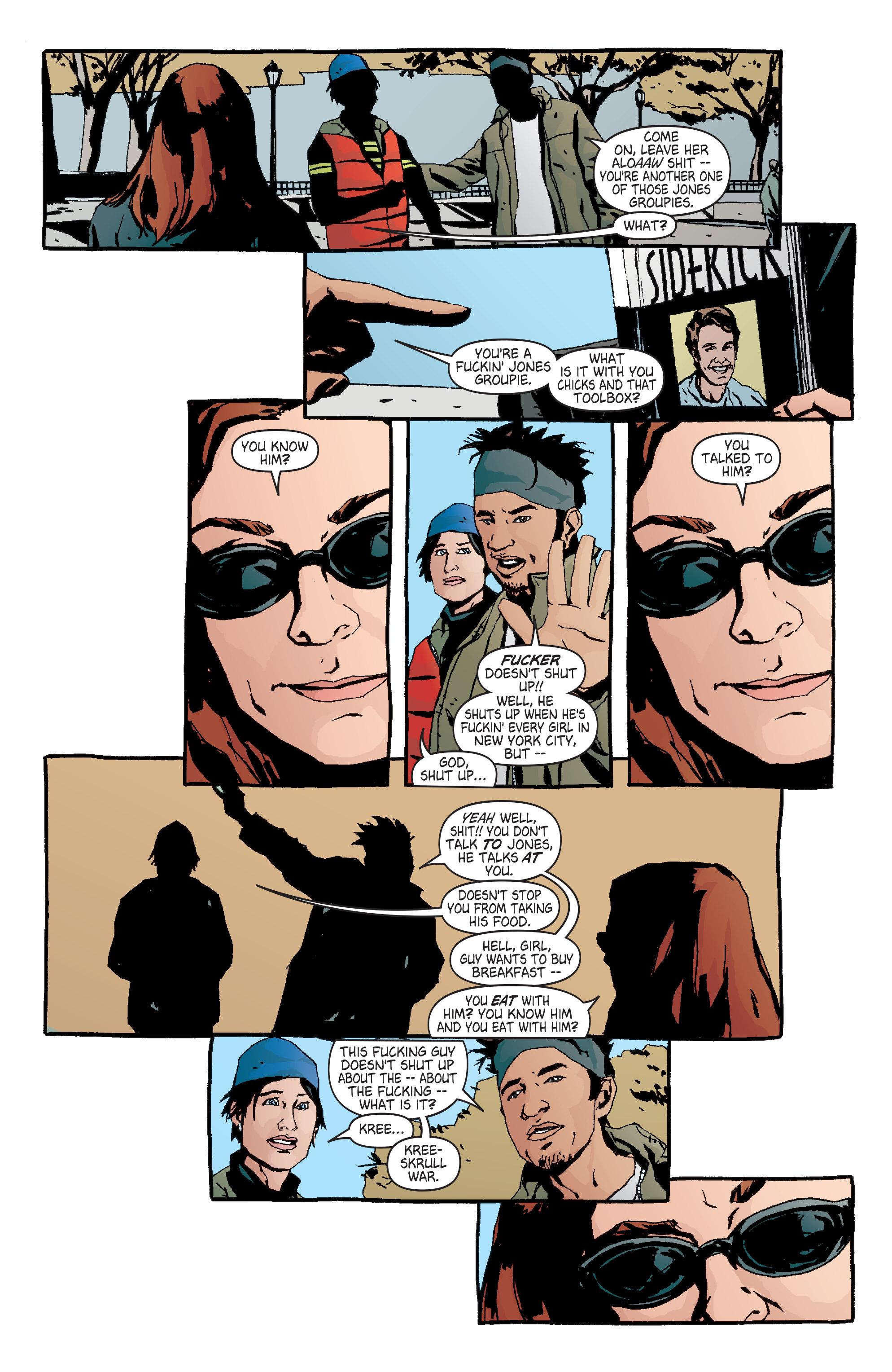 Read online Alias comic -  Issue #7 - 13