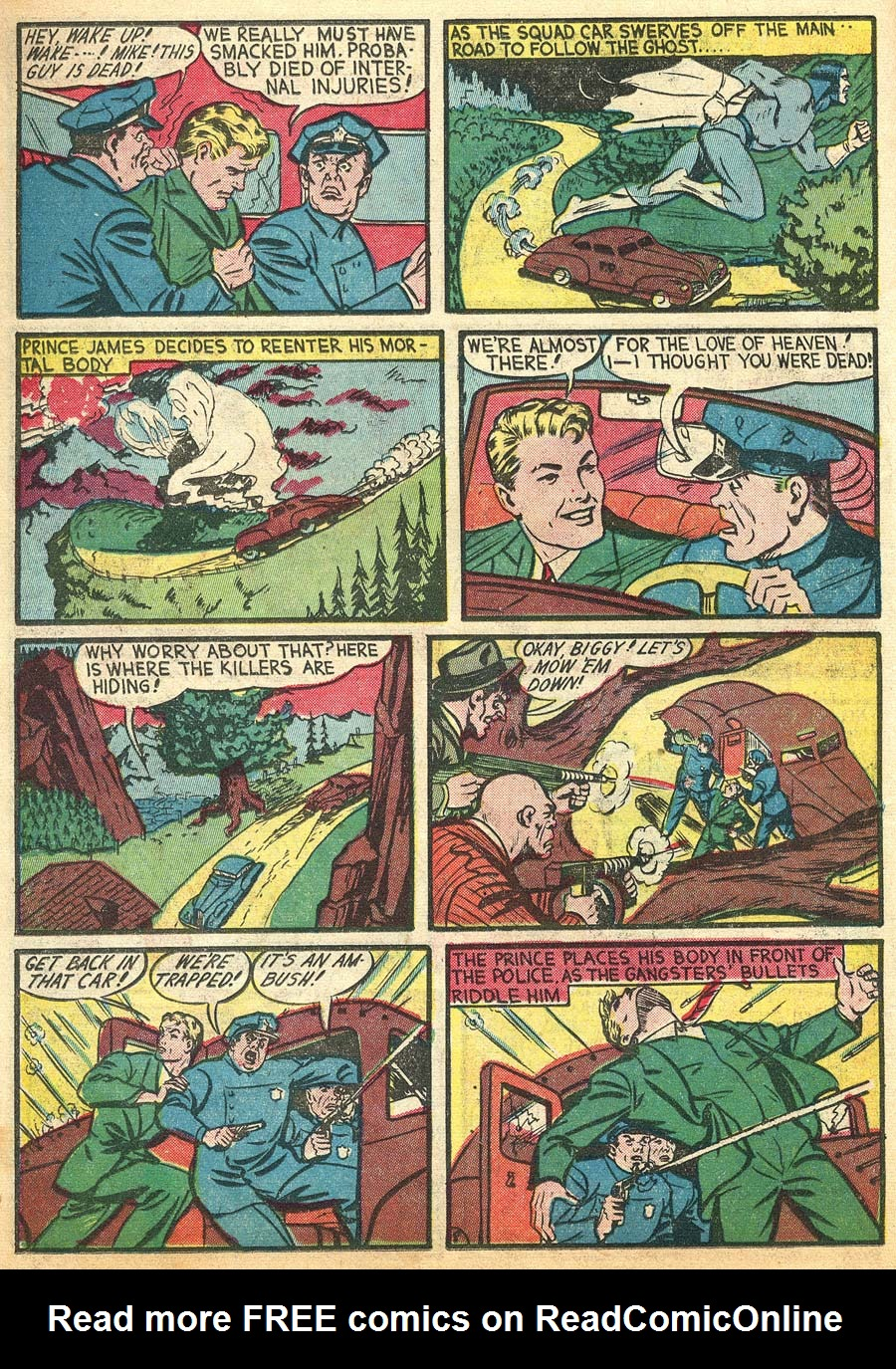 Blue Ribbon Comics (1939) issue 9 - Page 10