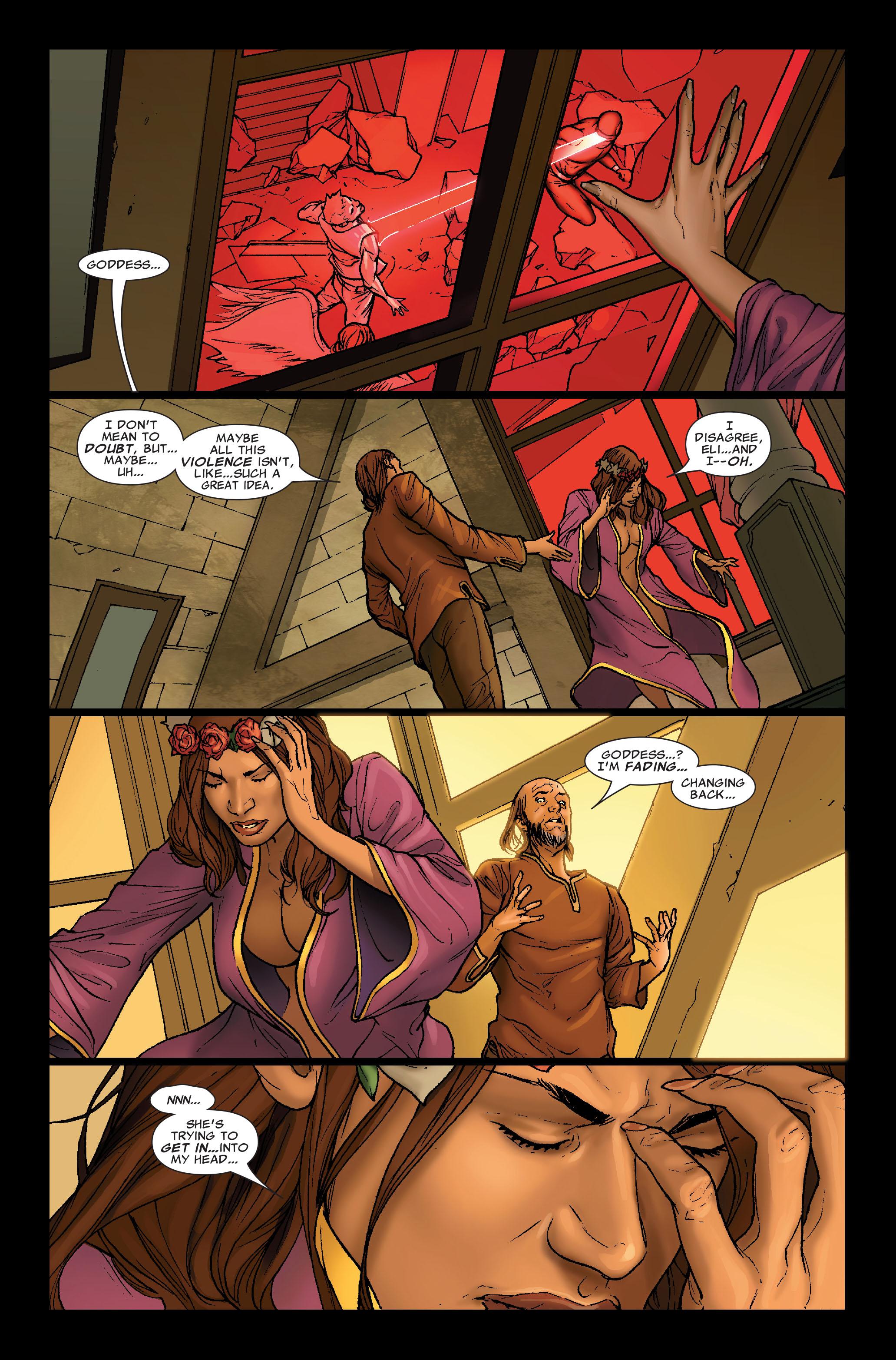 Read online Uncanny X-Men (1963) comic -  Issue #499 - 10