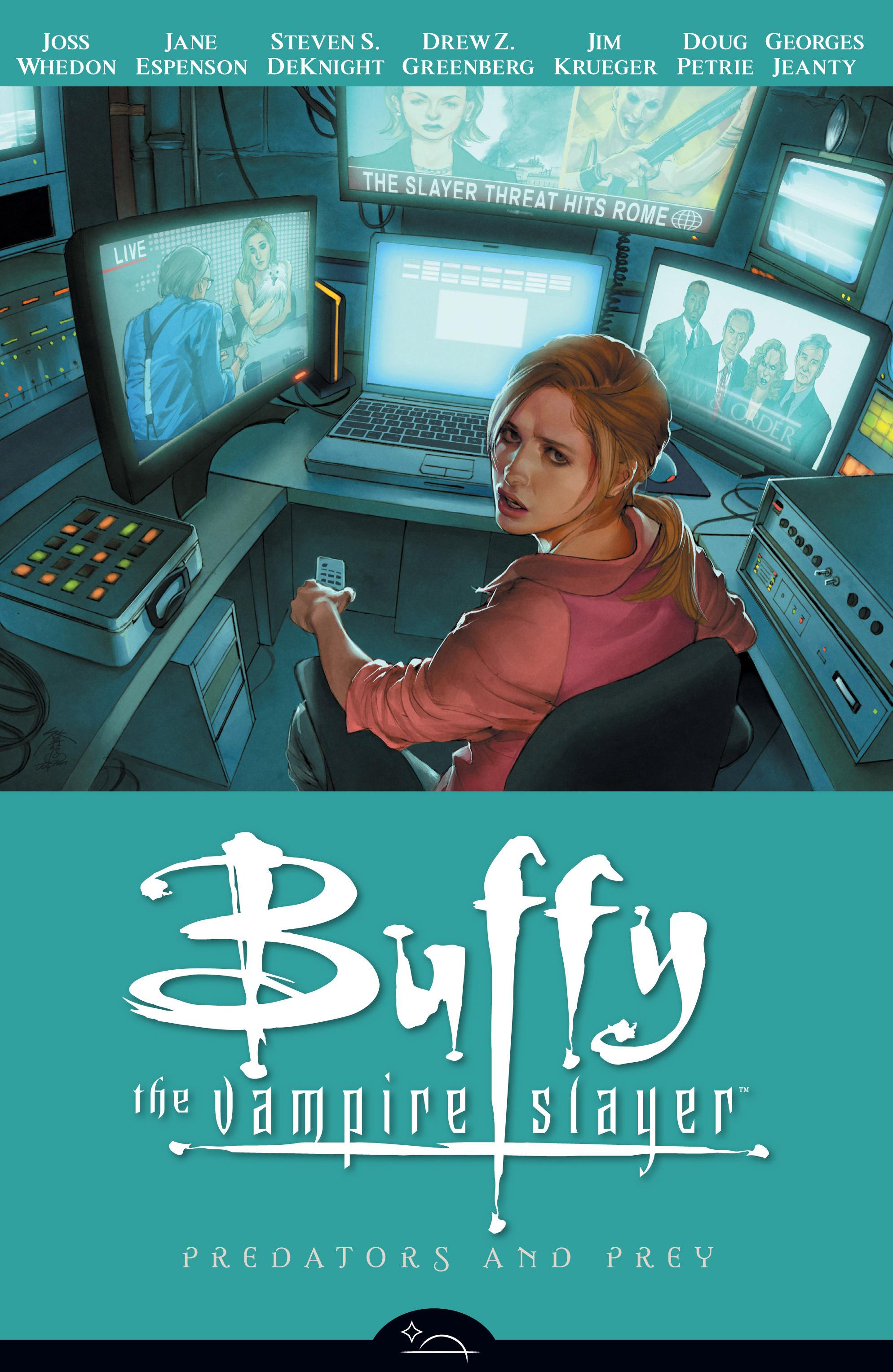 Buffy the Vampire Slayer Season Eight _TPB_5_-_Predators_and_Prey Page 1