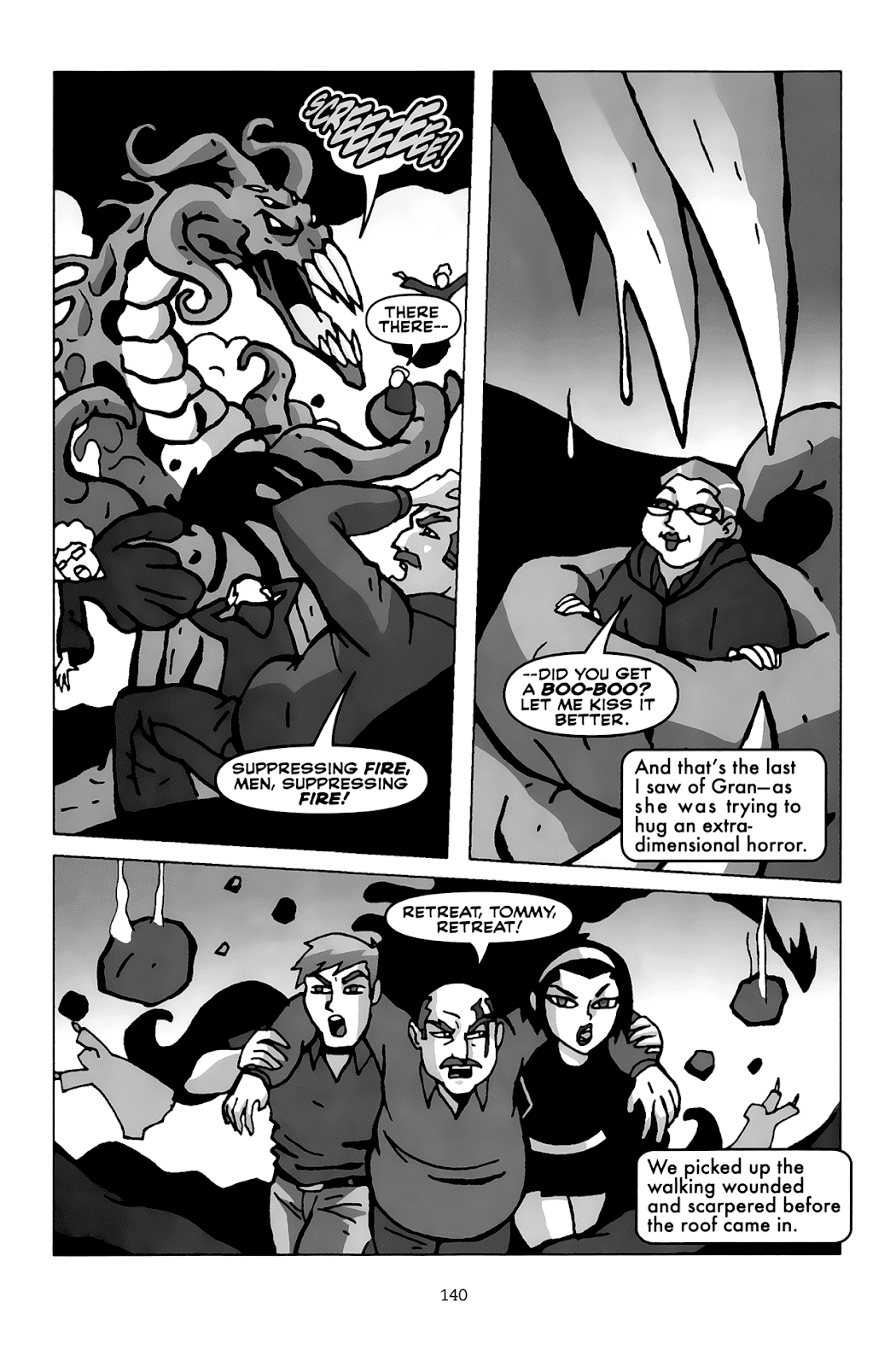 Read online Clubbing comic -  Issue # TPB - 135