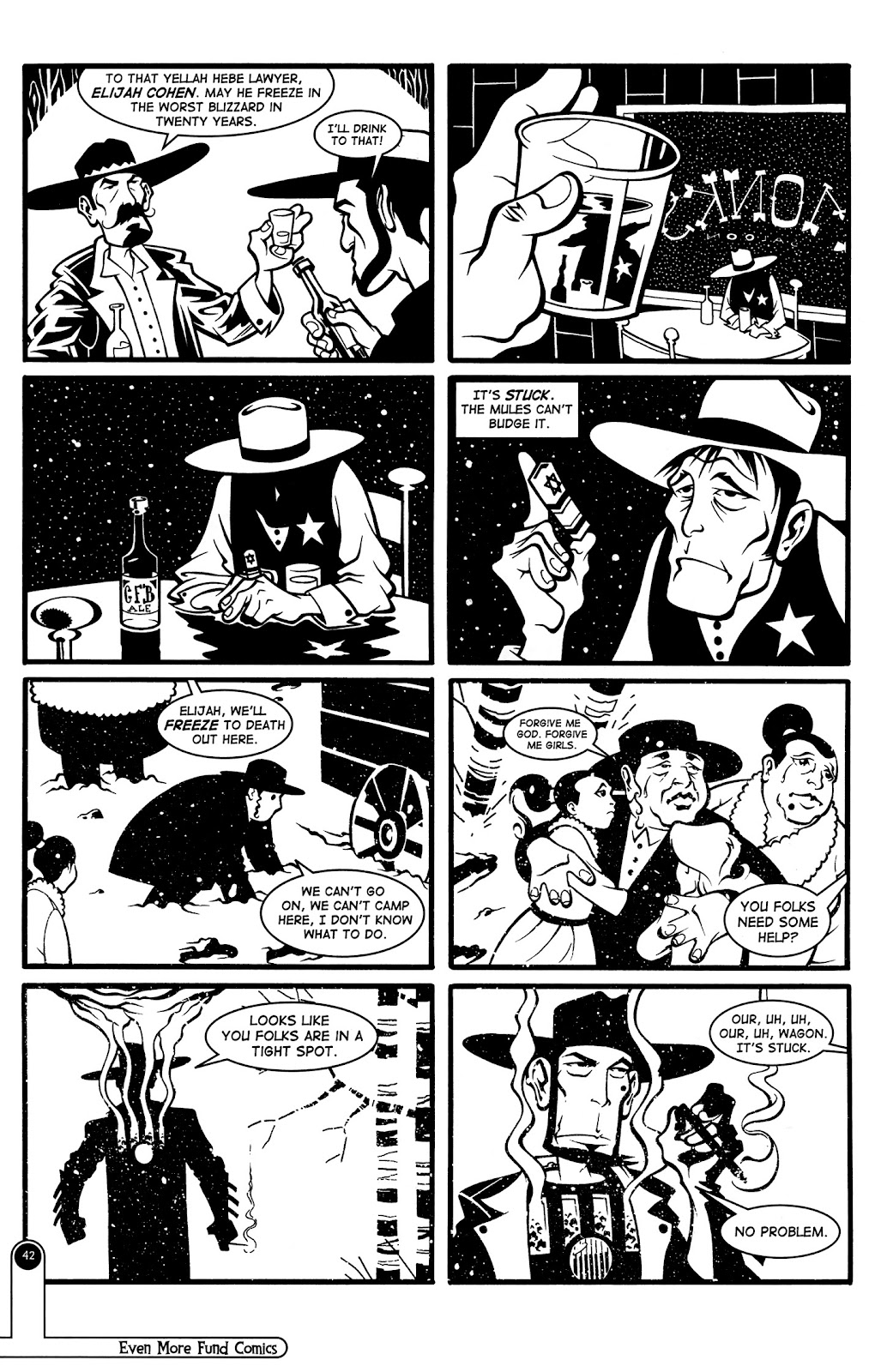 Read online Even More Fund Comics comic -  Issue # TPB (Part 1) - 42
