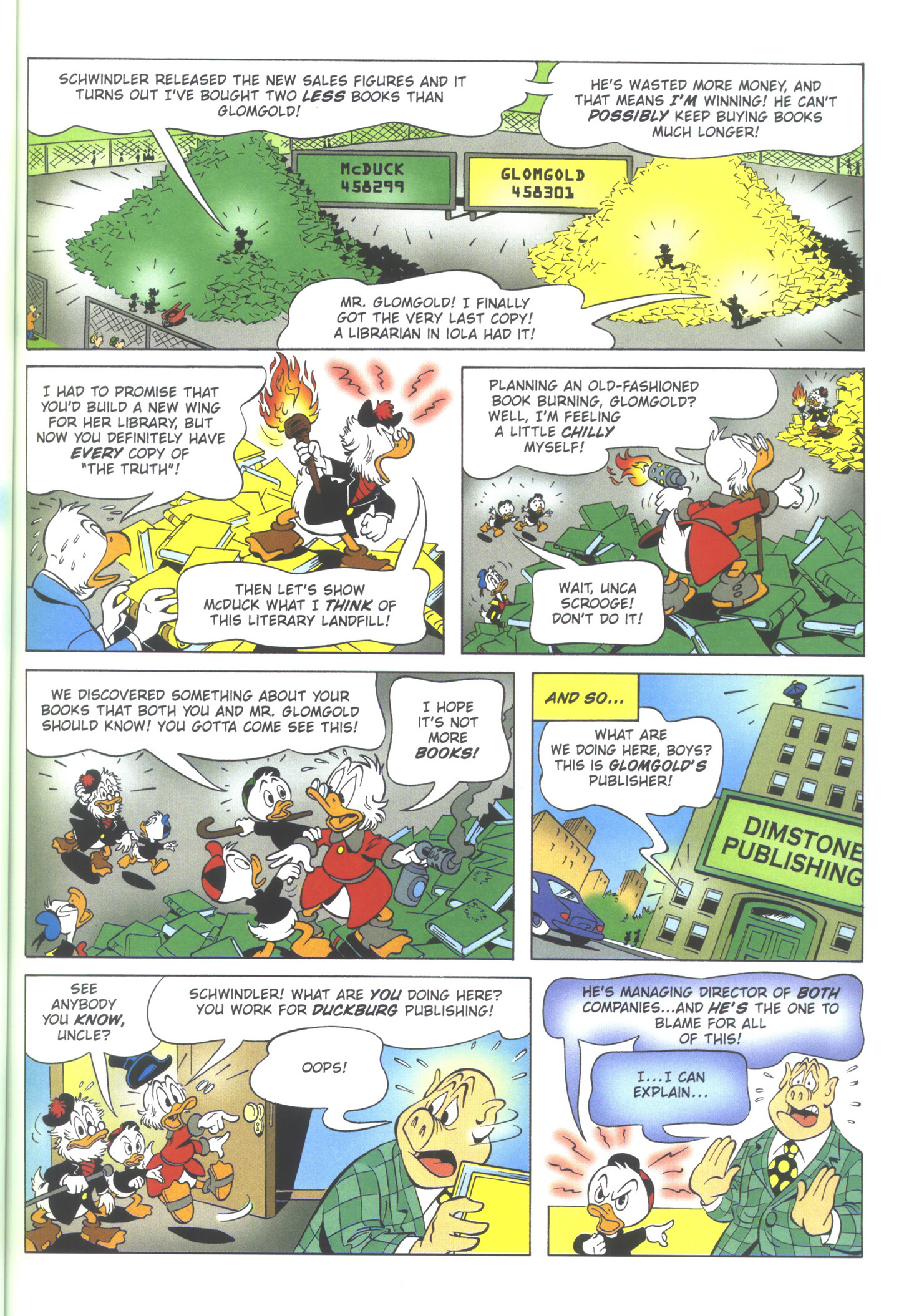 Read online Uncle Scrooge (1953) comic -  Issue #354 - 29