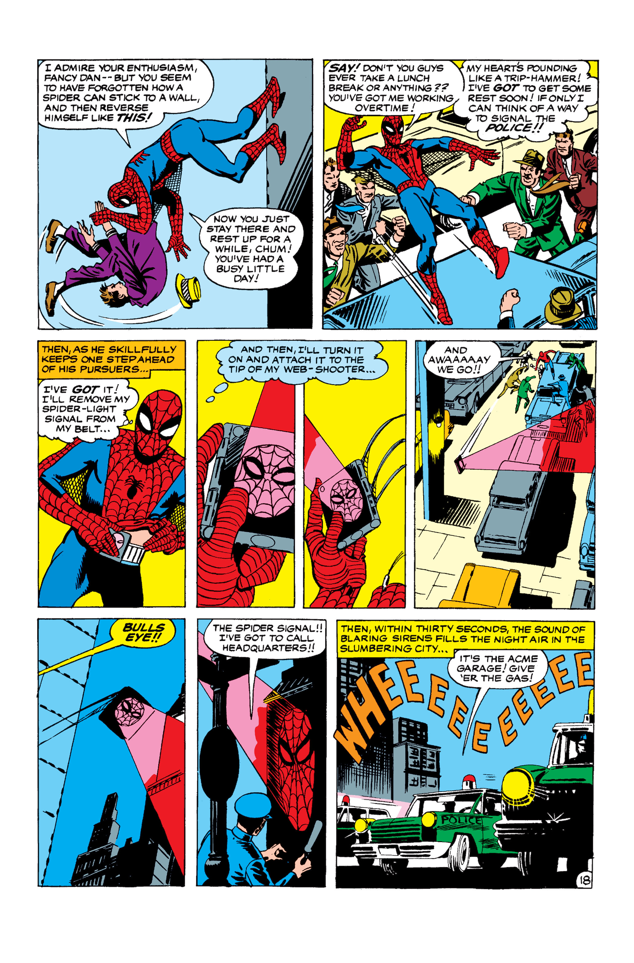 The Amazing Spider-Man (1963) 10 Page 18