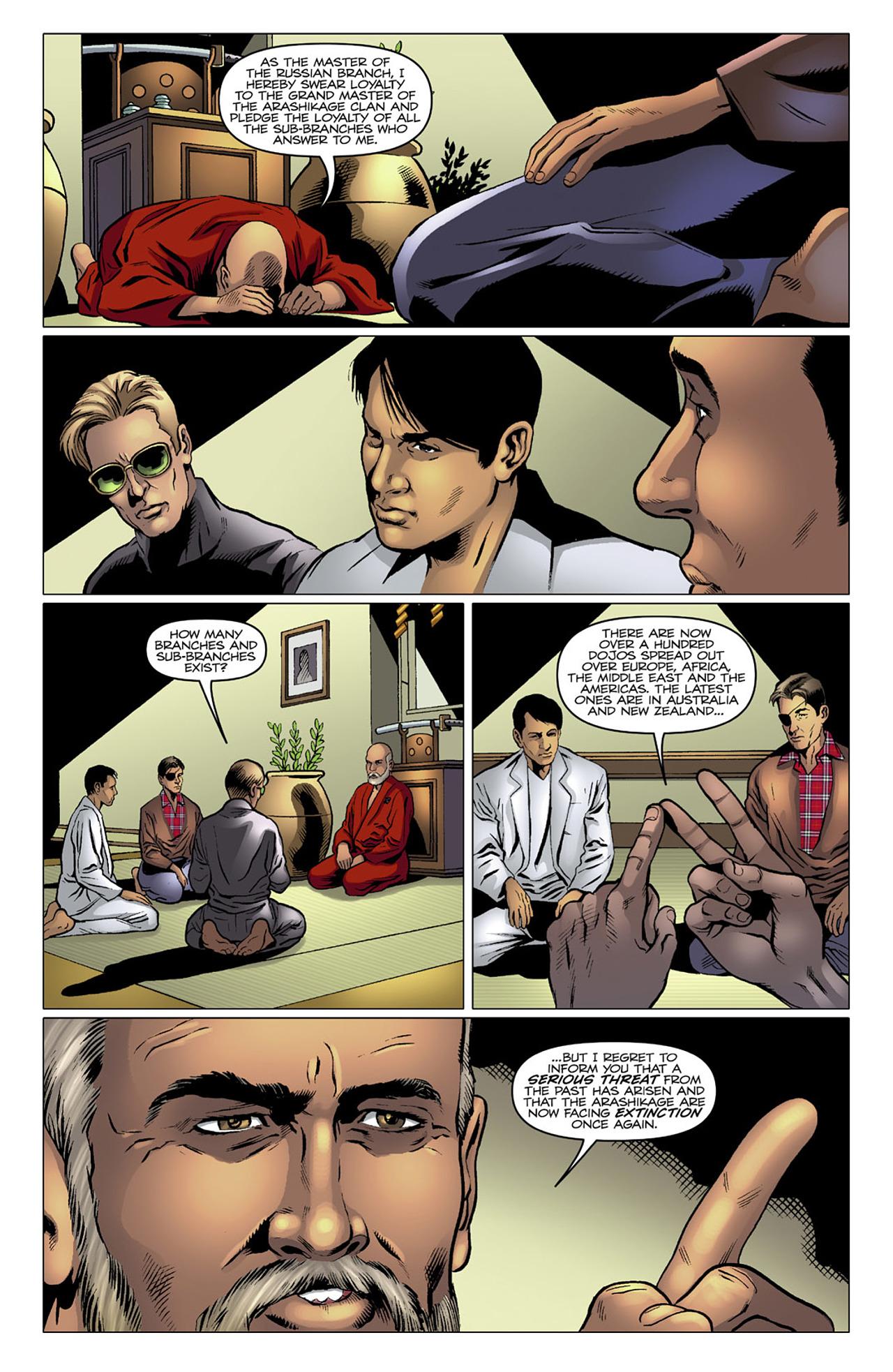 G.I. Joe: A Real American Hero 170 Page 20