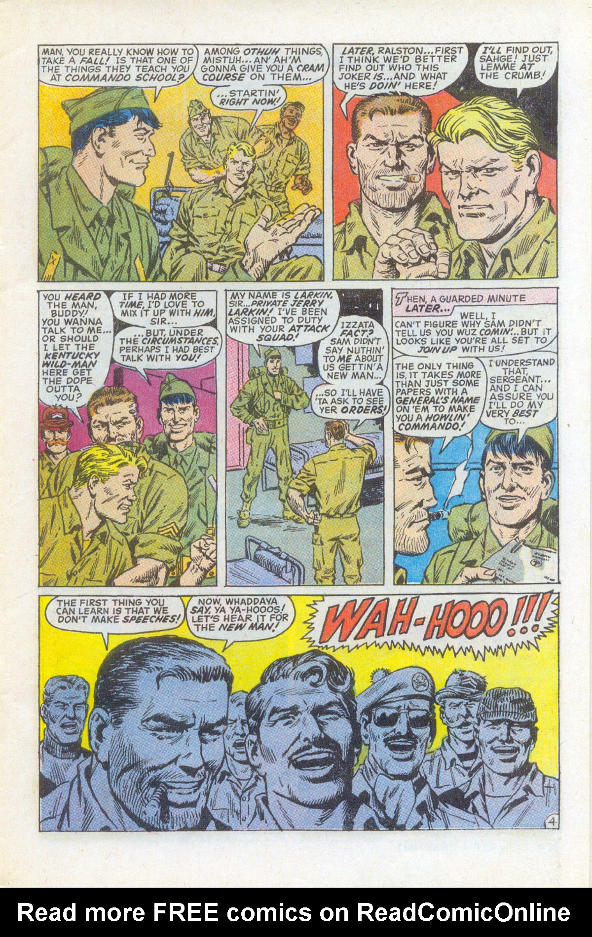 Read online Sgt. Fury comic -  Issue #63 - 7