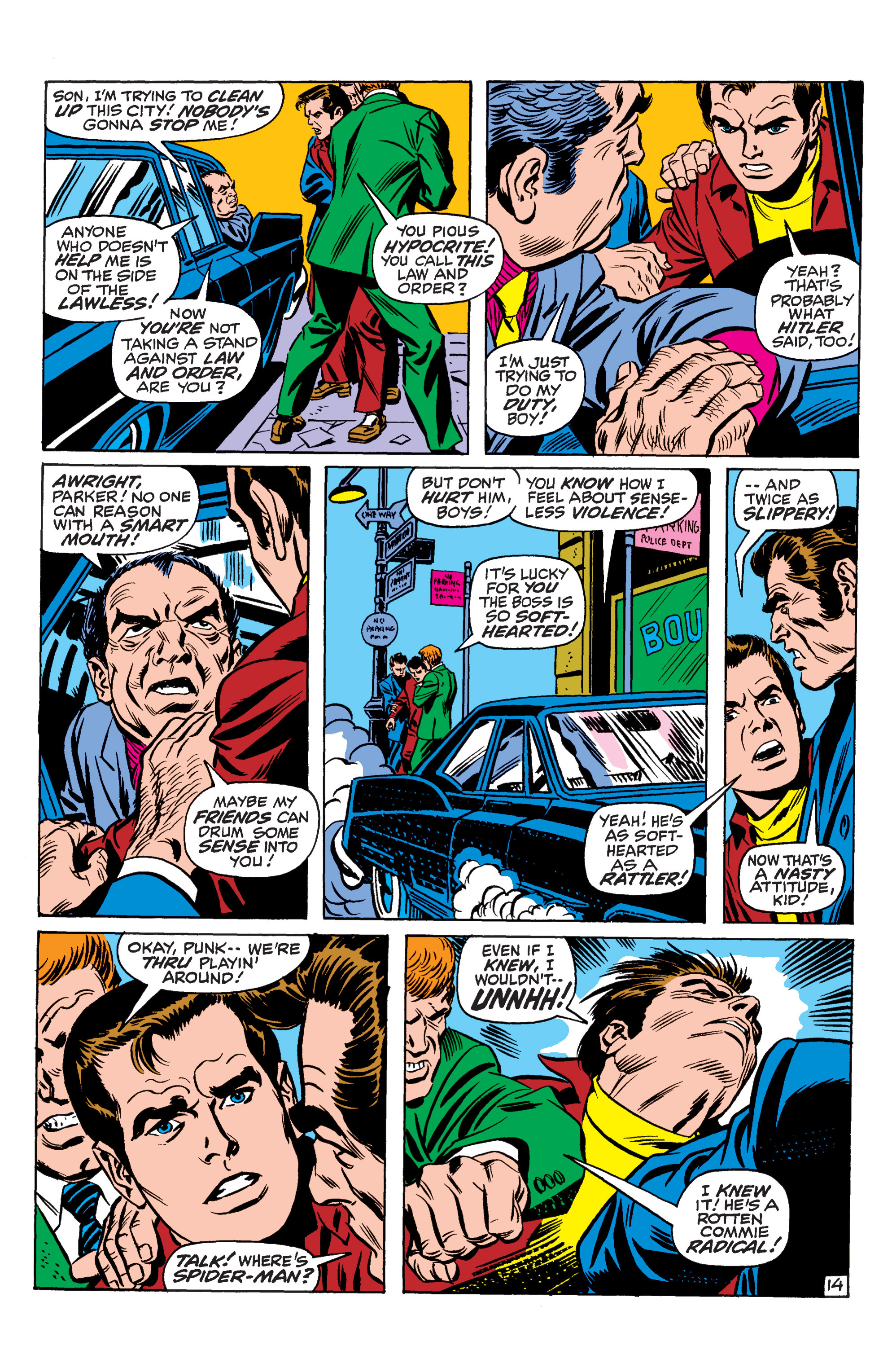 The Amazing Spider-Man (1963) 91 Page 13