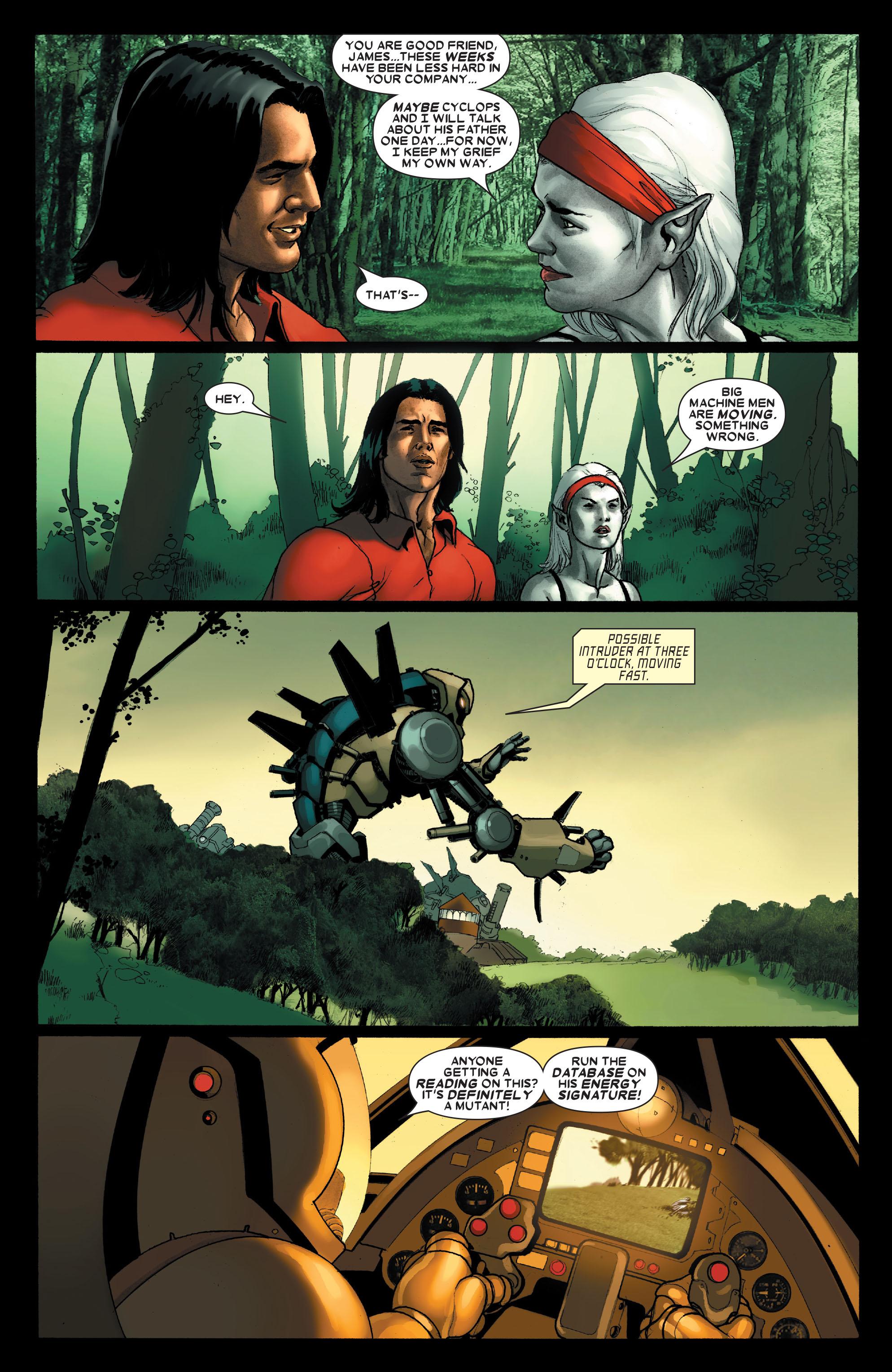 Read online Uncanny X-Men (1963) comic -  Issue #487 - 14
