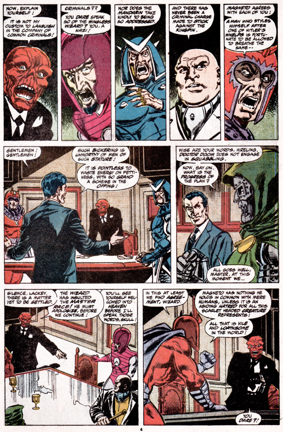 The Avengers (1963) 312 Page 4