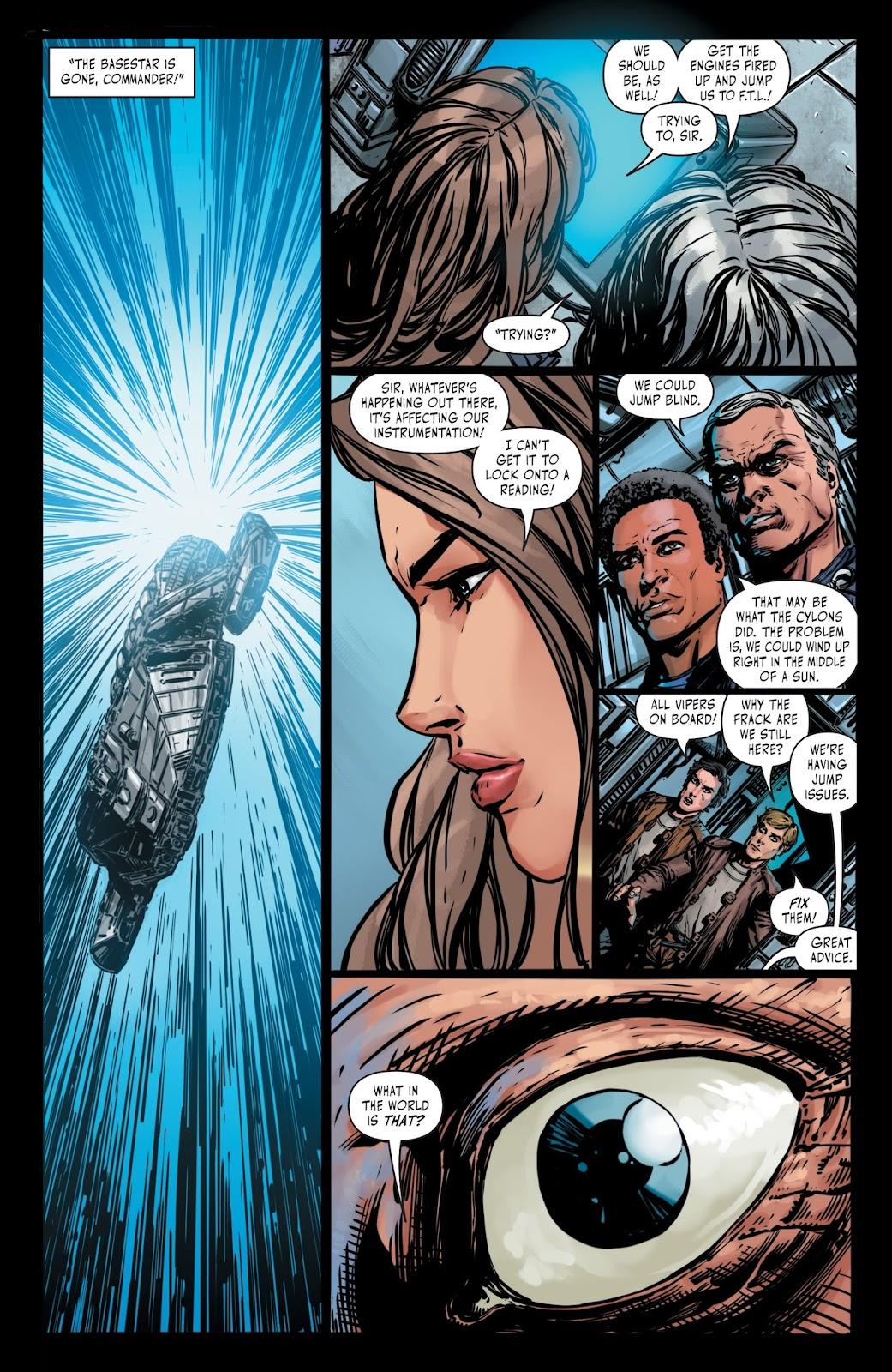 Battlestar Galactica BSG vs. BSG issue 1 - Page 24
