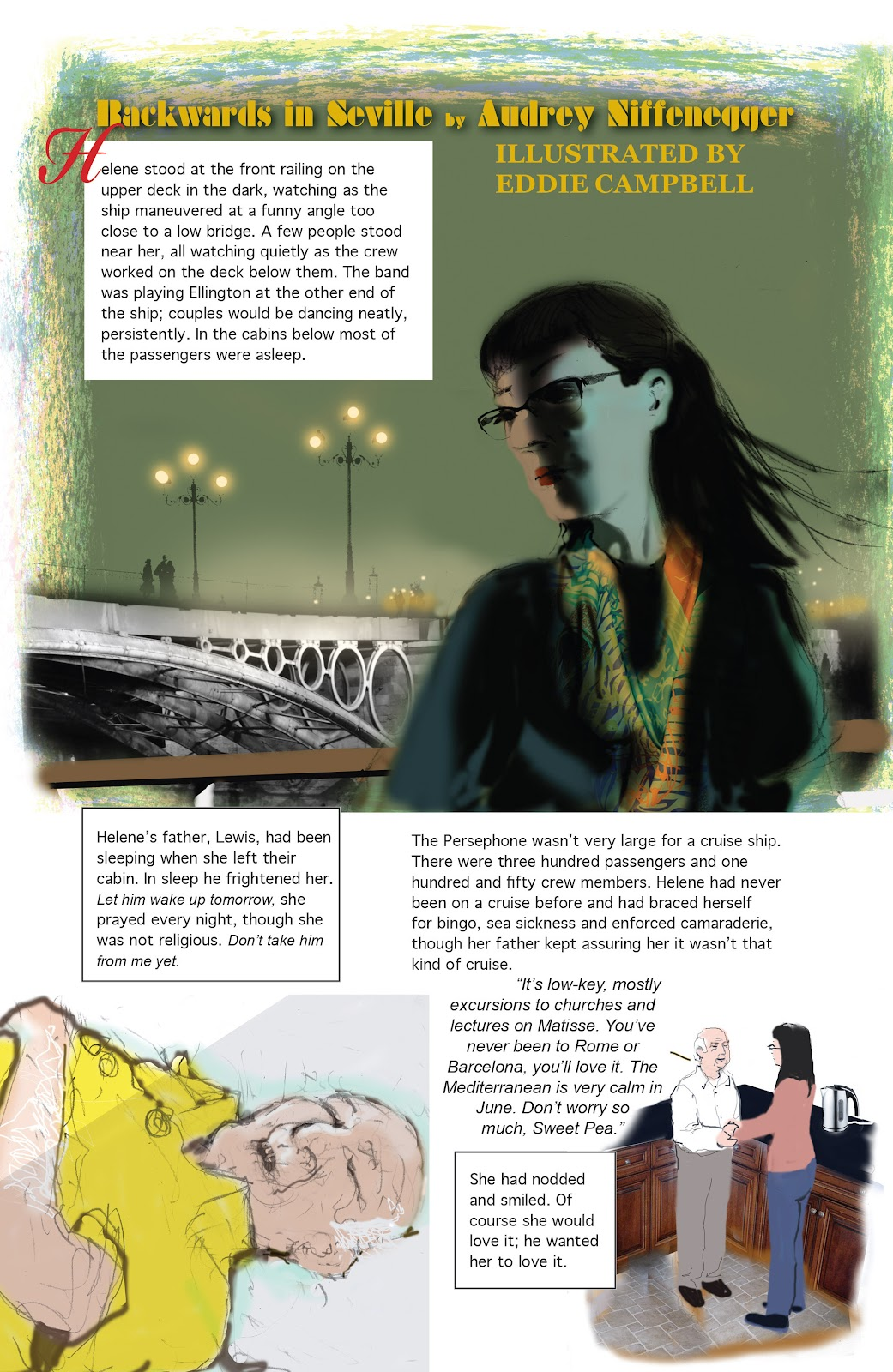 Read online Shadow Show: Stories in Celebration of Ray Bradbury comic -  Issue #2 - 20