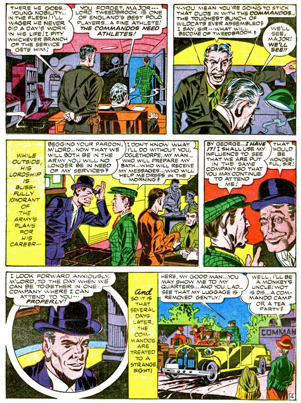 Boy Commandos issue 2 - Page 21