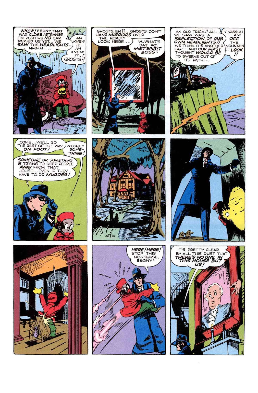 Read online Will Eisner's The Spirit Archives comic -  Issue # TPB 1 (Part 2) - 93