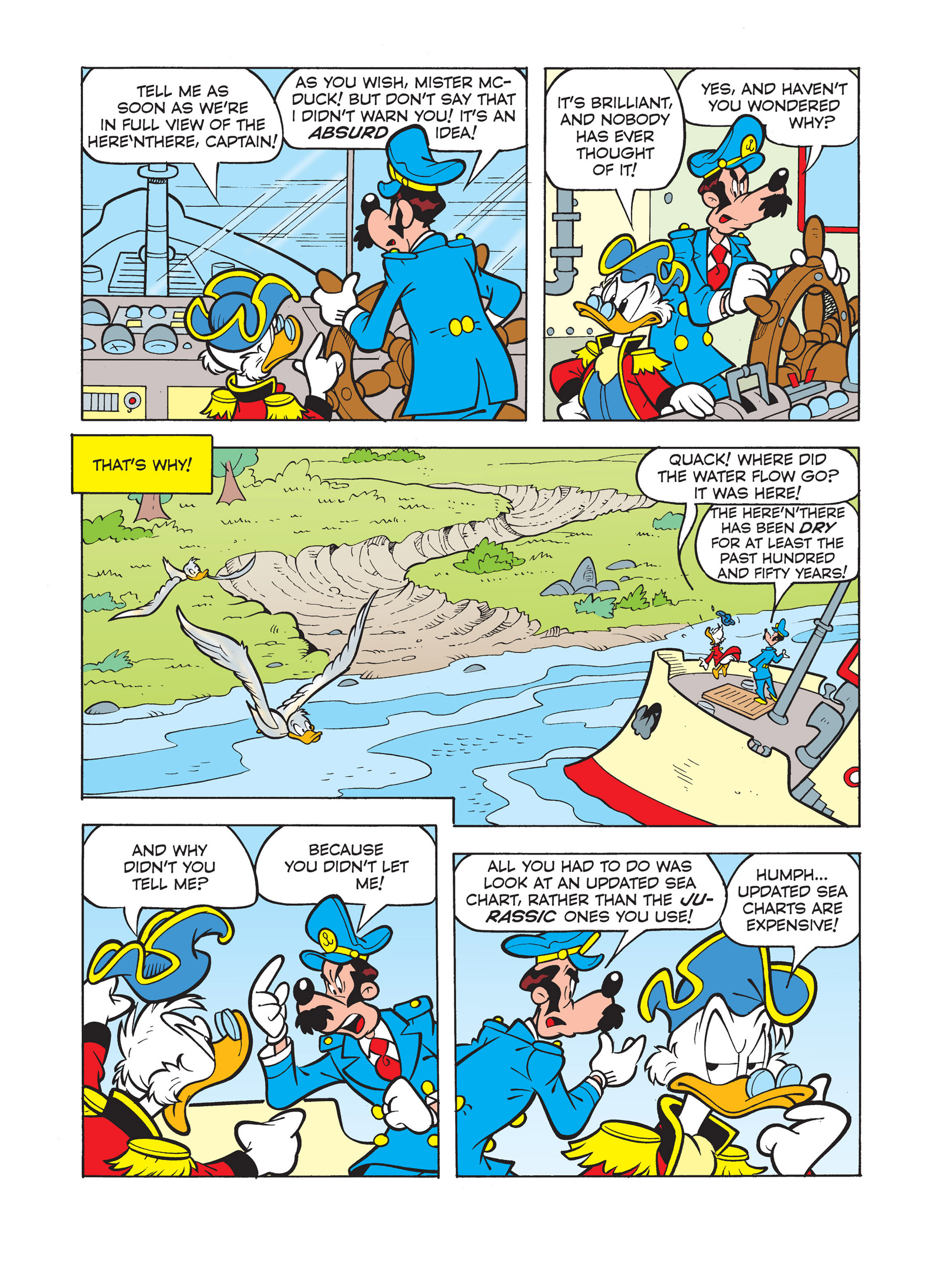 Read online All of Scrooge McDuck's Millions comic -  Issue #7 - 14