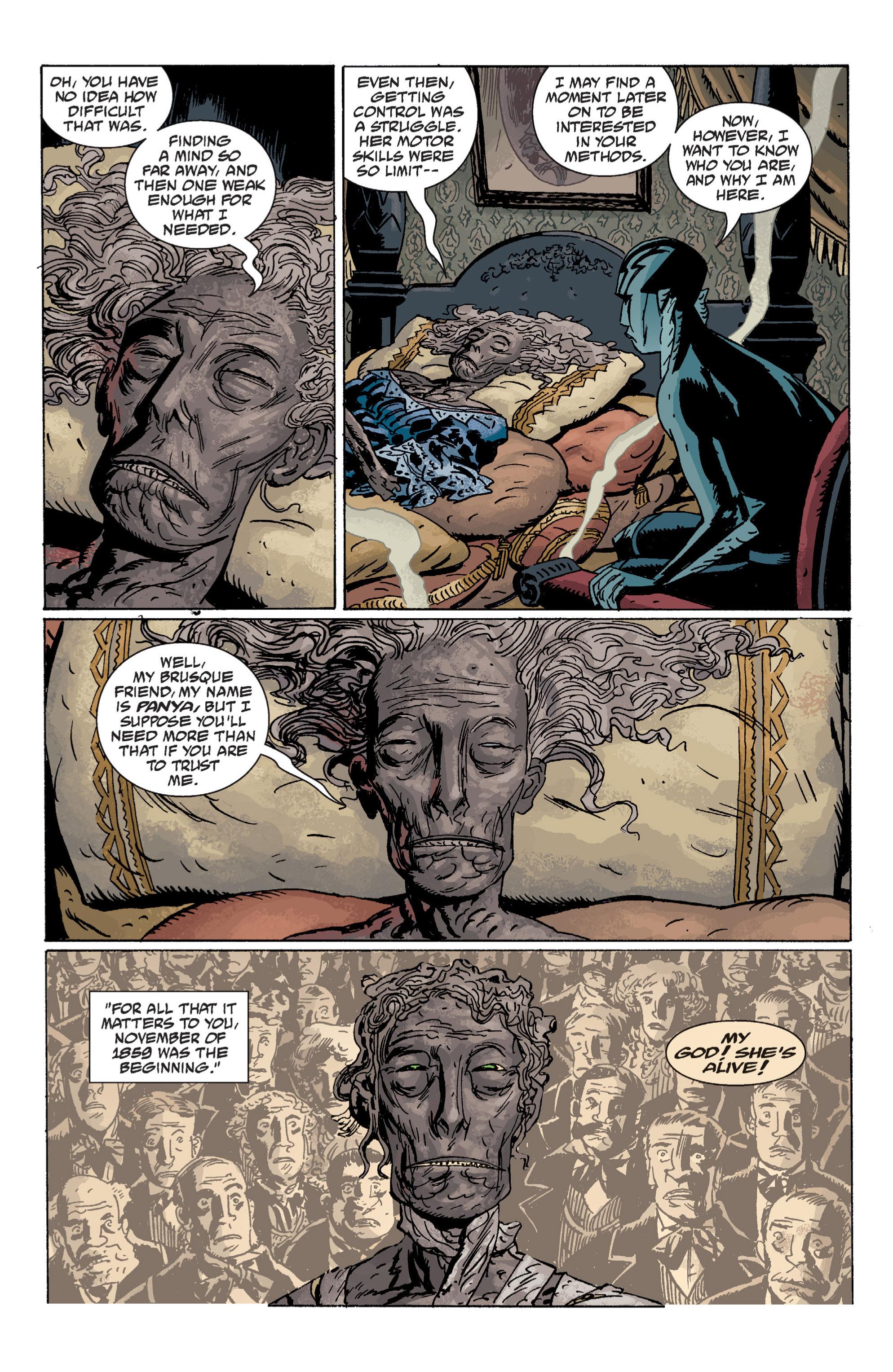 Read online B.P.R.D. (2003) comic -  Issue # TPB 7 - 87