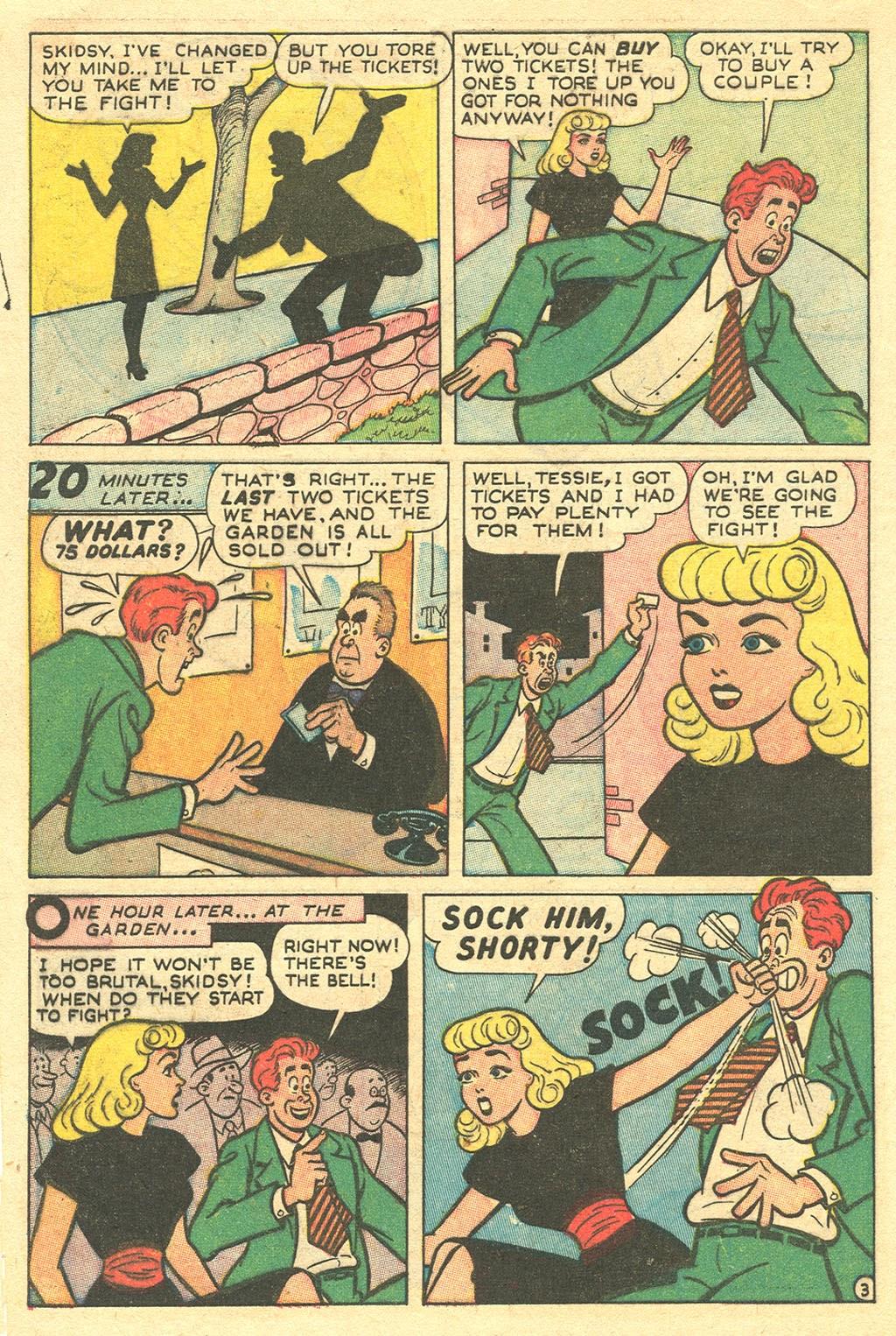 Tessie the Typist issue 11 - Page 6