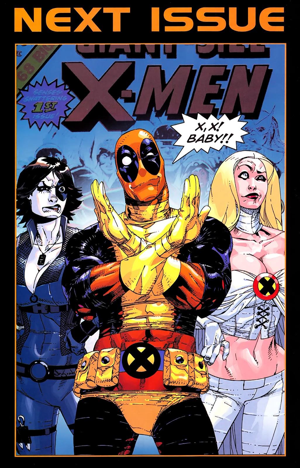 Read online Deadpool (2008) comic -  Issue #16 - 25