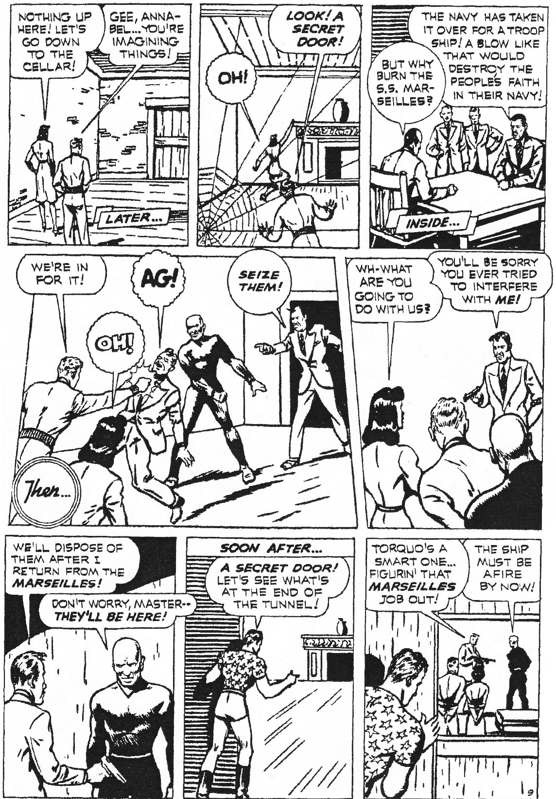 Read online Men of Mystery Comics comic -  Issue #84 - 79