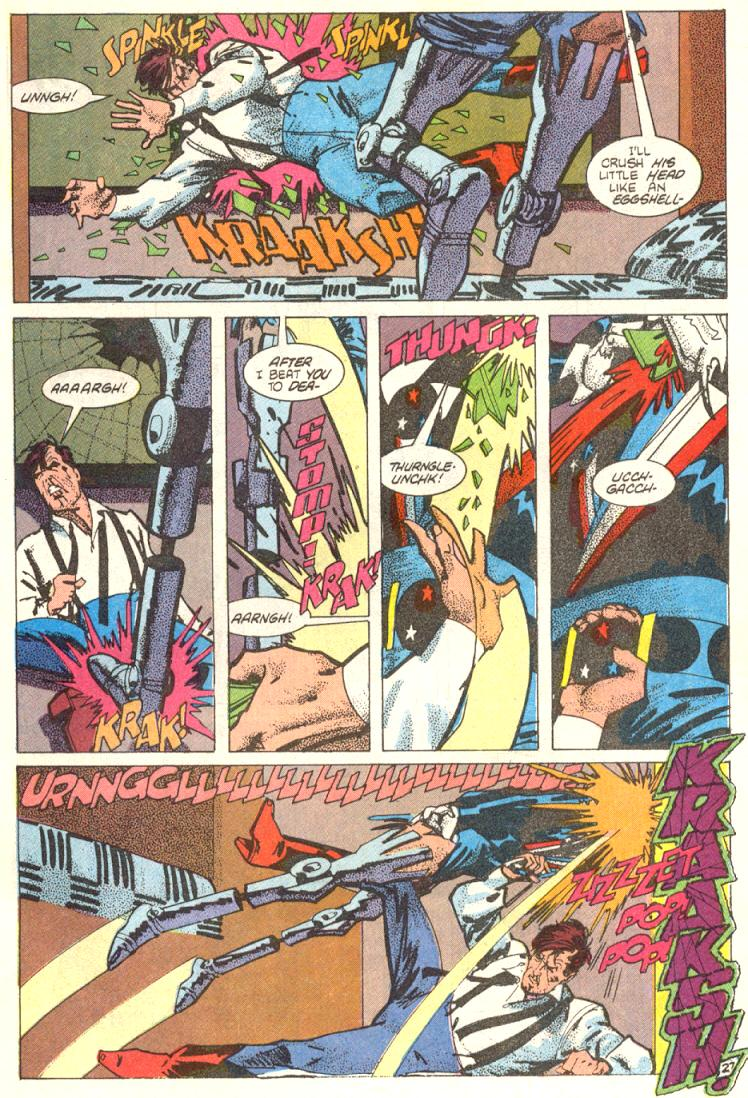 Read online American Flagg! comic -  Issue #12 - 28