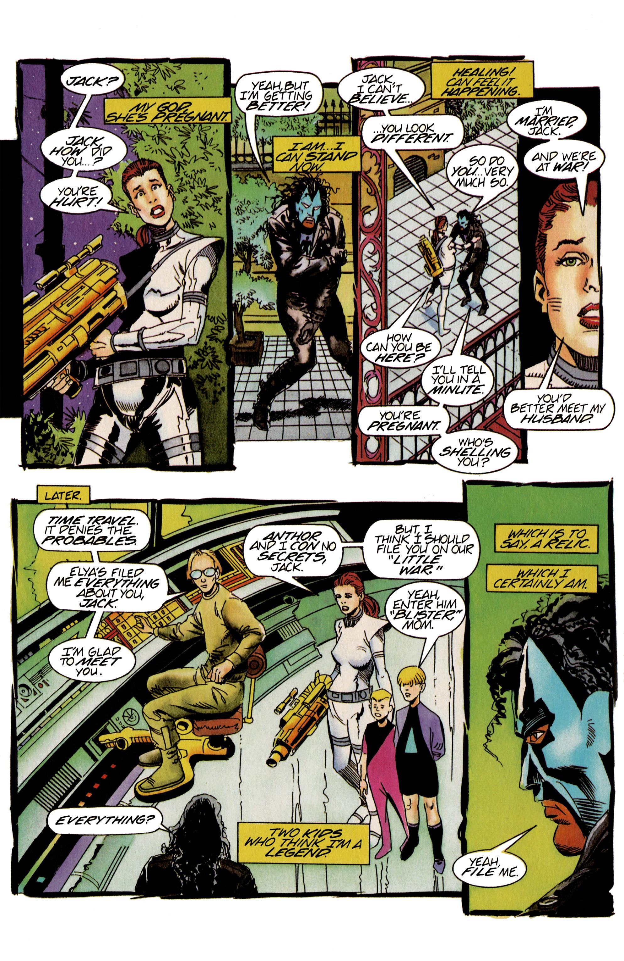 Read online Shadowman (1992) comic -  Issue #21 - 11