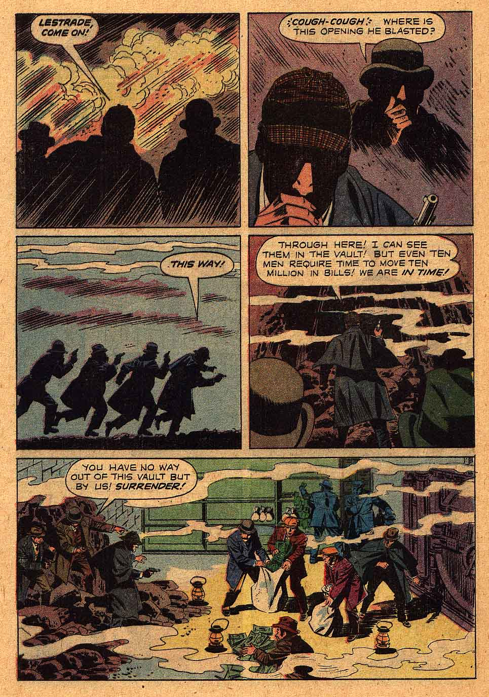 Four Color Comics issue 1169 - Page 32