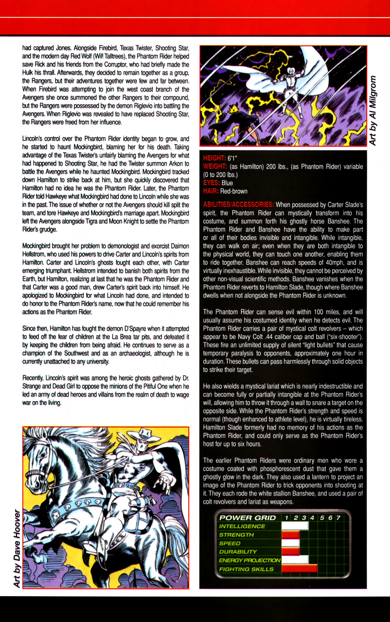 Read online All-New Official Handbook of the Marvel Universe A to Z comic -  Issue #8 - 40