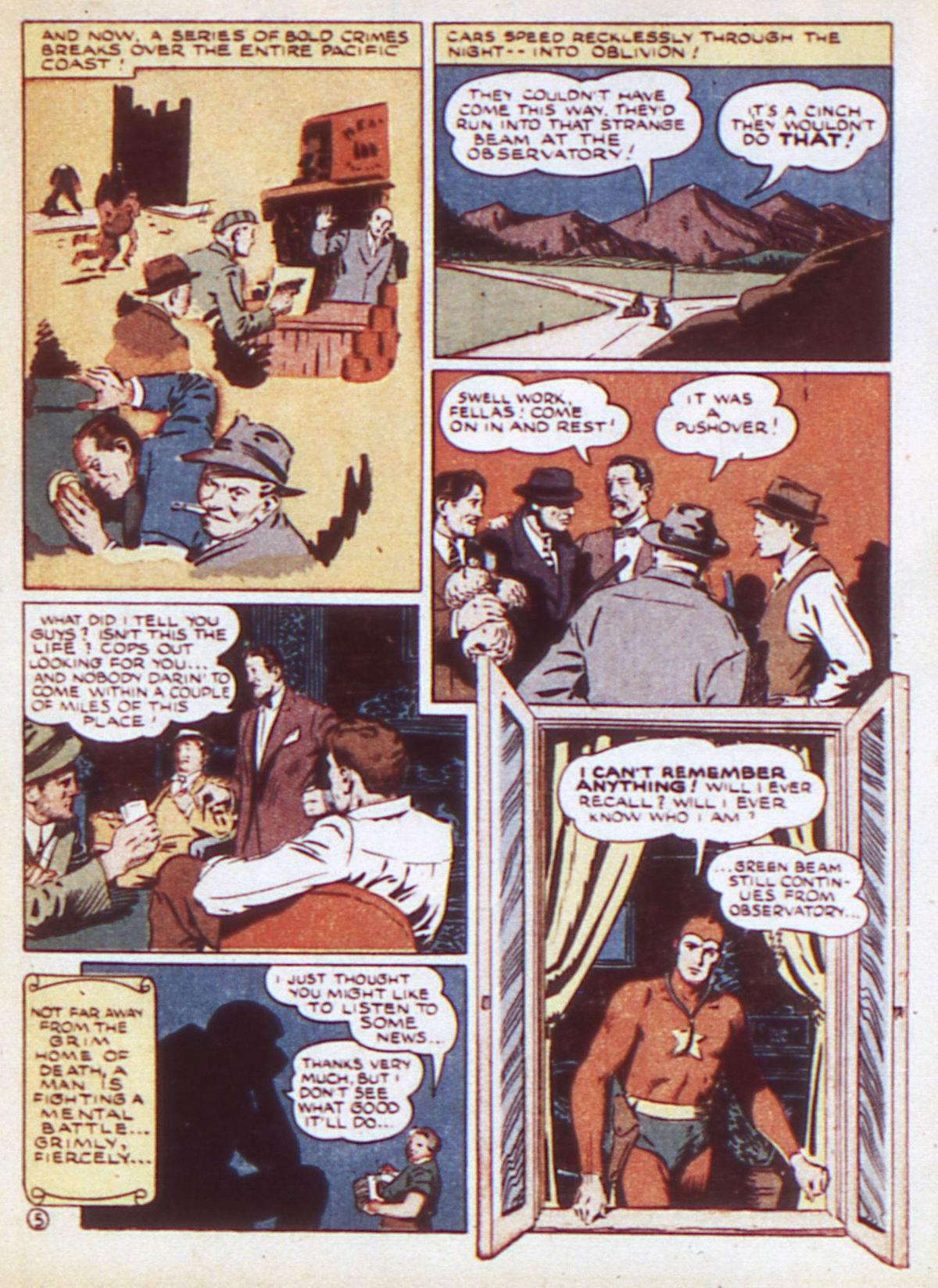 Read online Adventure Comics (1938) comic -  Issue #84 - 19
