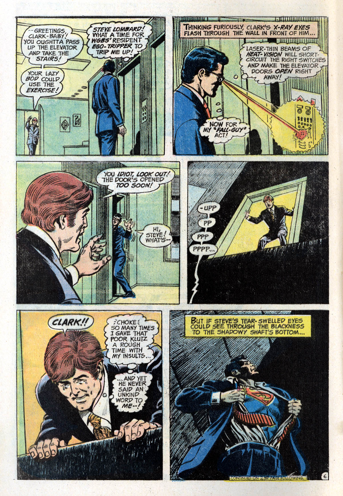 Read online Action Comics (1938) comic -  Issue #428 - 8