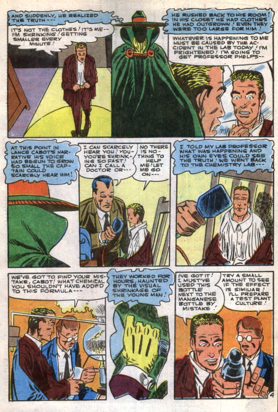 Read online Scary Tales comic -  Issue #39 - 19