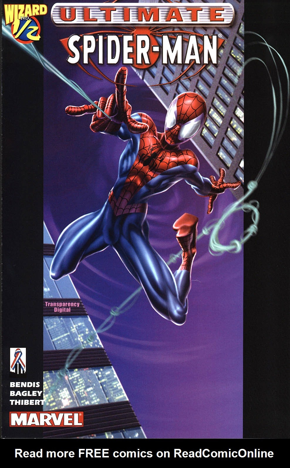 Ultimate Spider-Man (2000) 0.5 Page 1