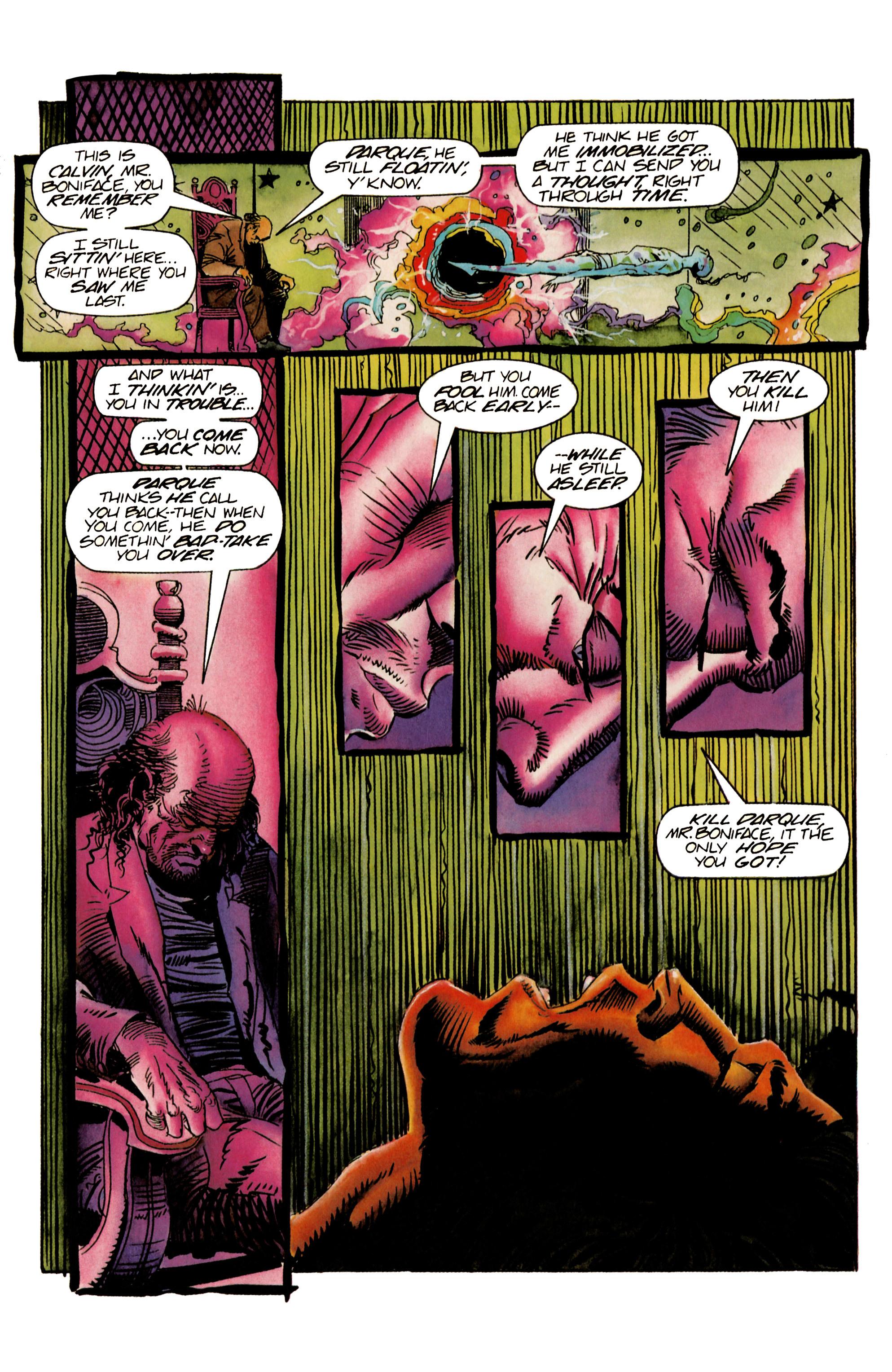 Read online Shadowman (1992) comic -  Issue #22 - 13