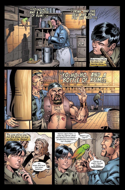 Read online Treasure Island comic -  Issue #2 - 19